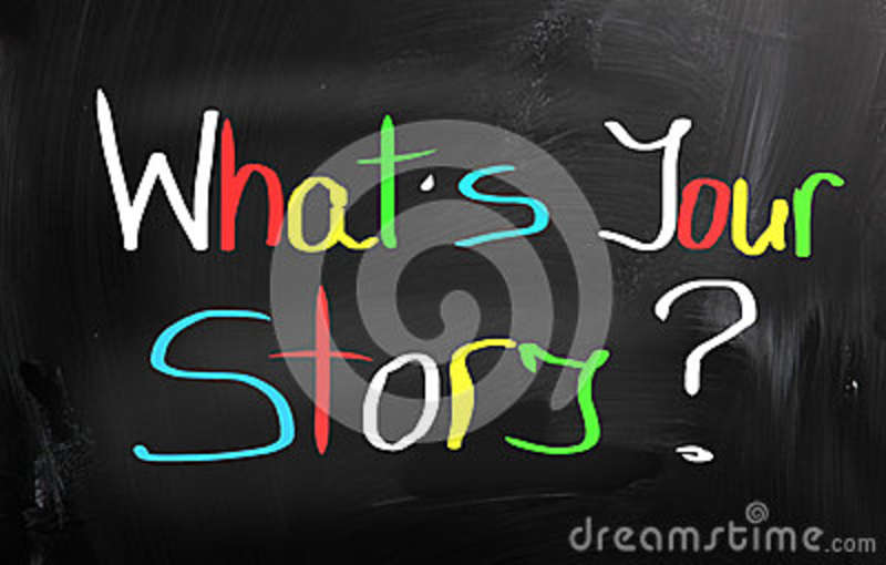 What s Your Story Concept