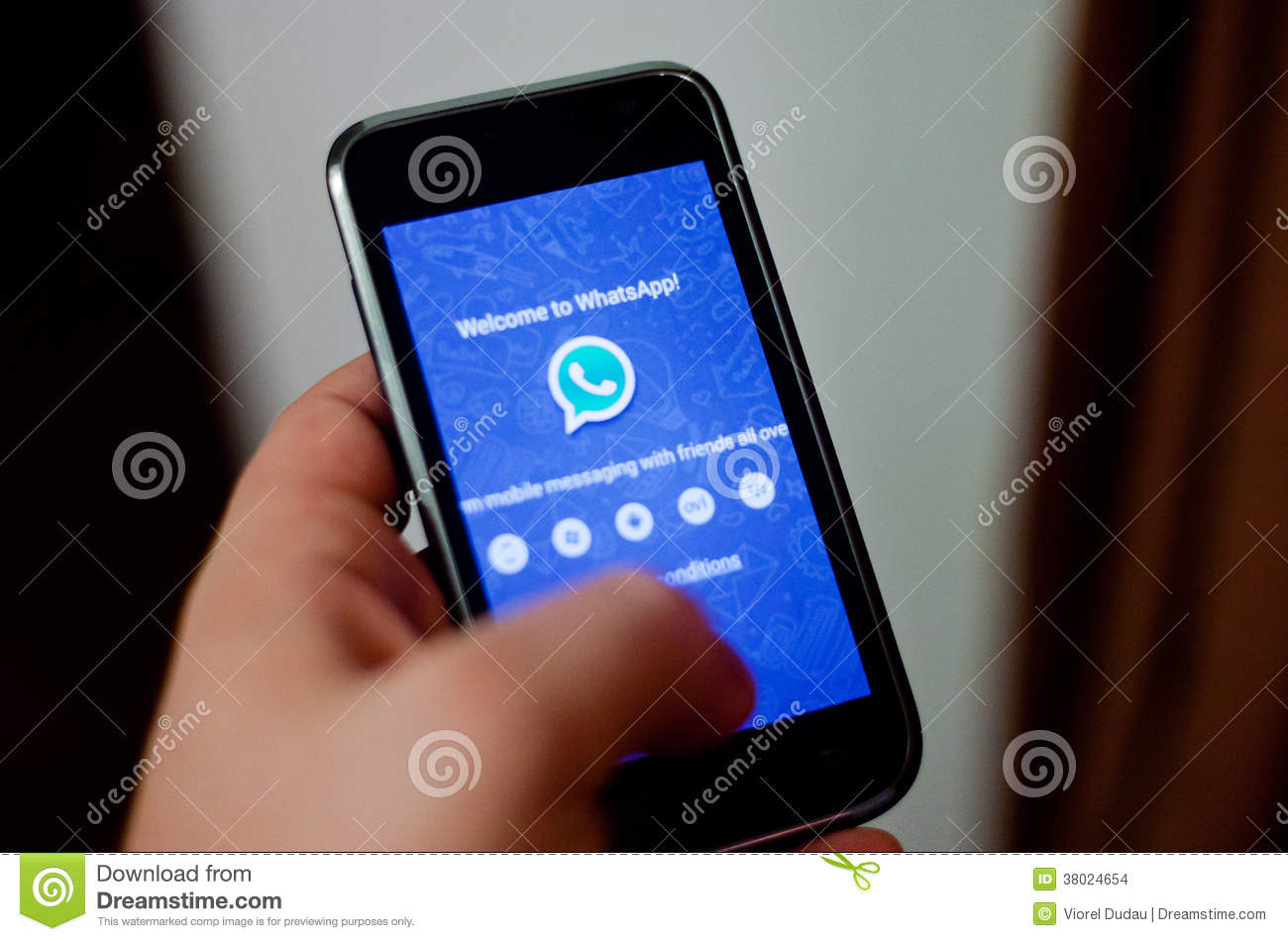 WhatsApp for Samsung Chat 335 GTS3350 Can you install