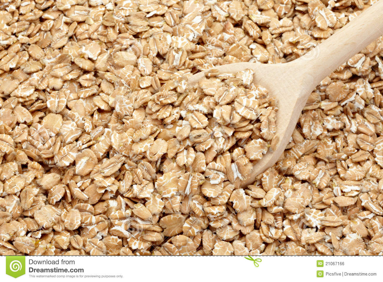 Wheat Flakes Royalty Free Stock Image - Image: 21067166