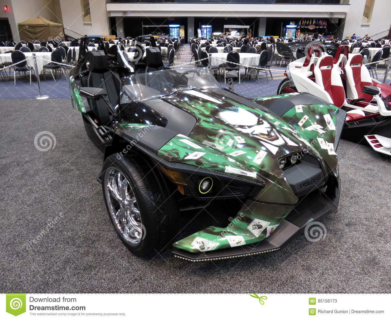 Wheeled Motorcycle Car Editorial Stock Photo Image Of Show - Washington dc car show discount tickets