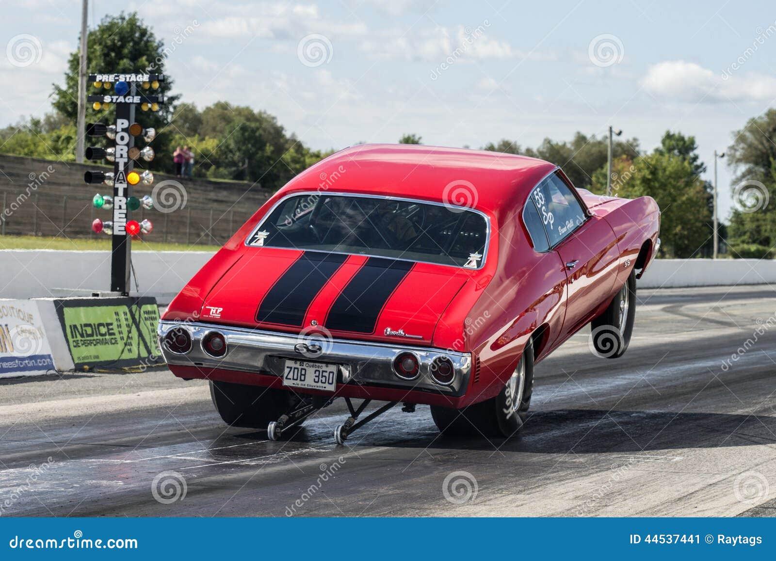 Wheelie de Chevelle