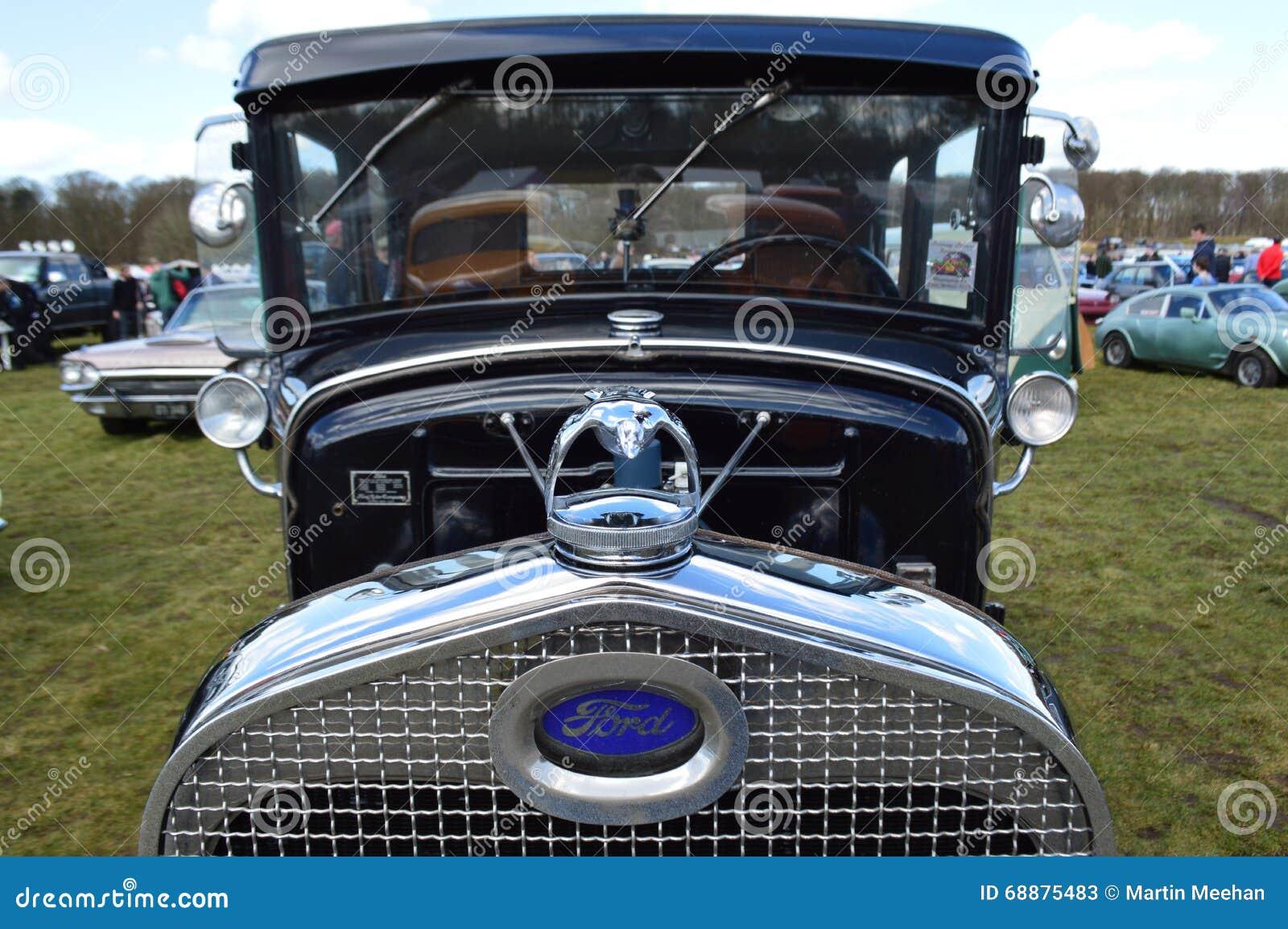 Aldershot Car Show Good Friday