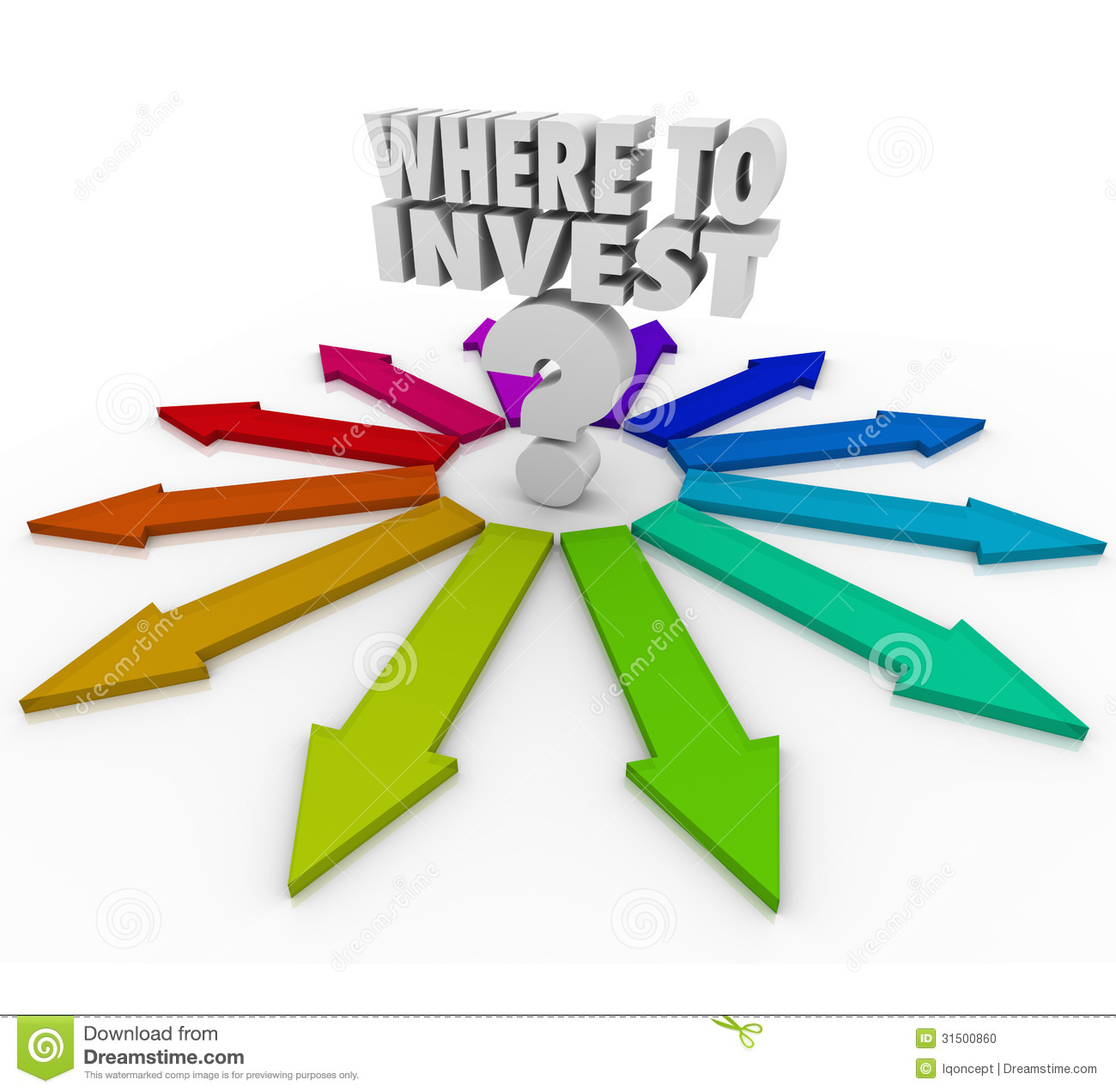 how to ask for money from an investment