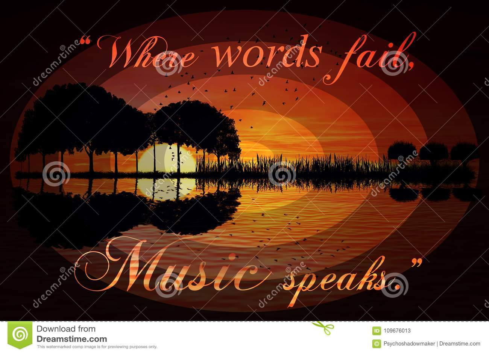 "Where Words Fail, Music Speaks."" ― Hans Christian Anders ..."