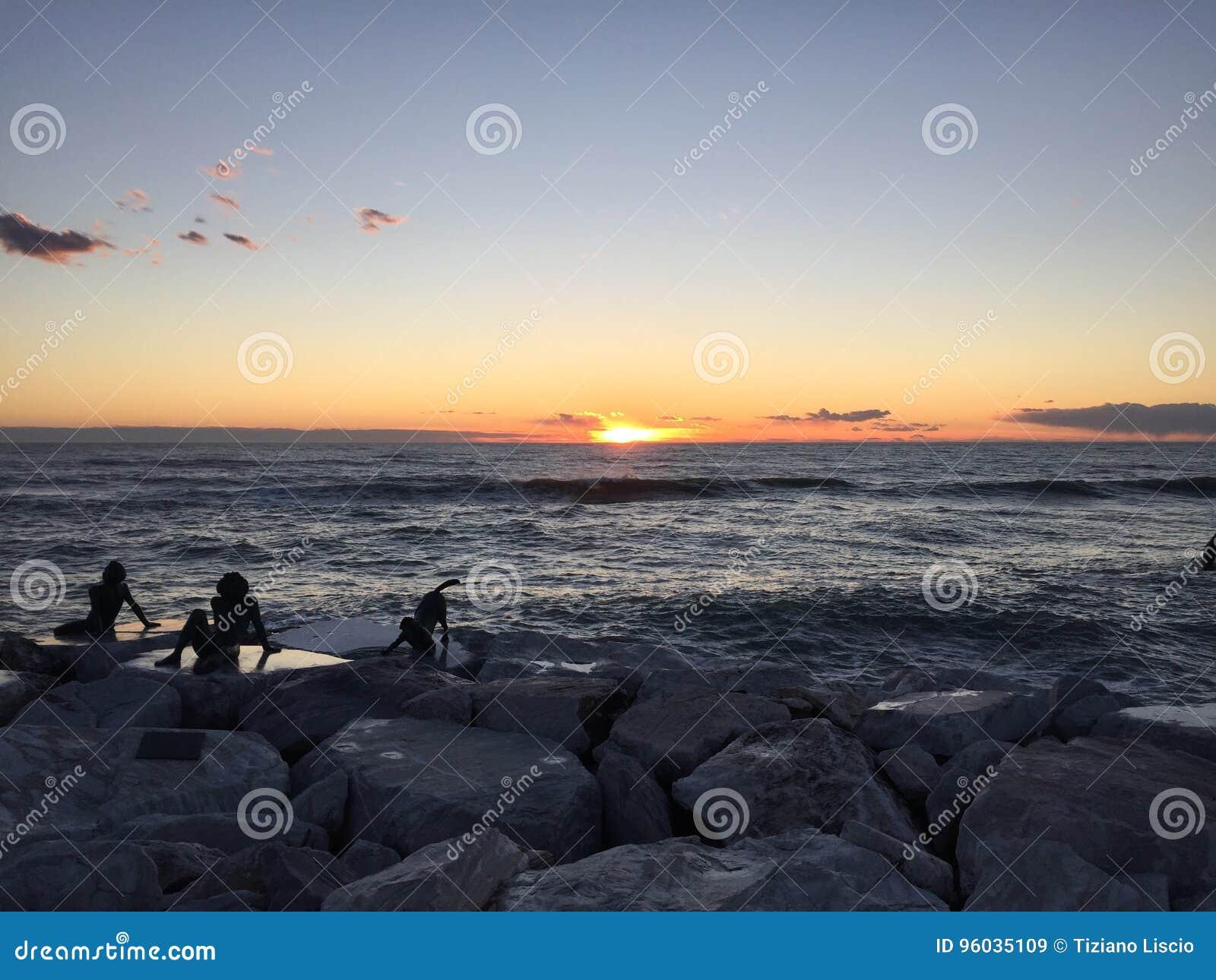 Wheter i morze