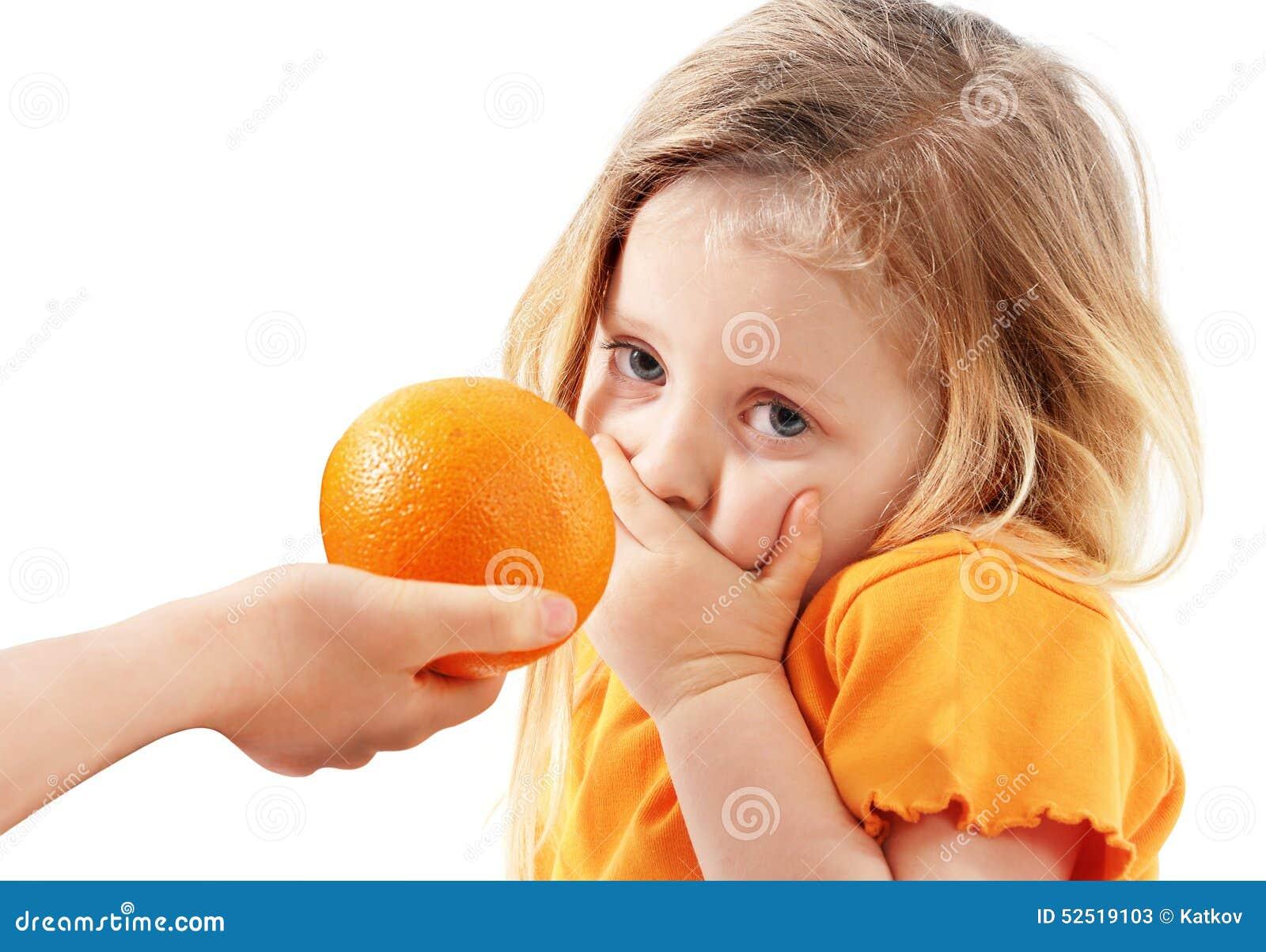 Аллергия на мандарины фото