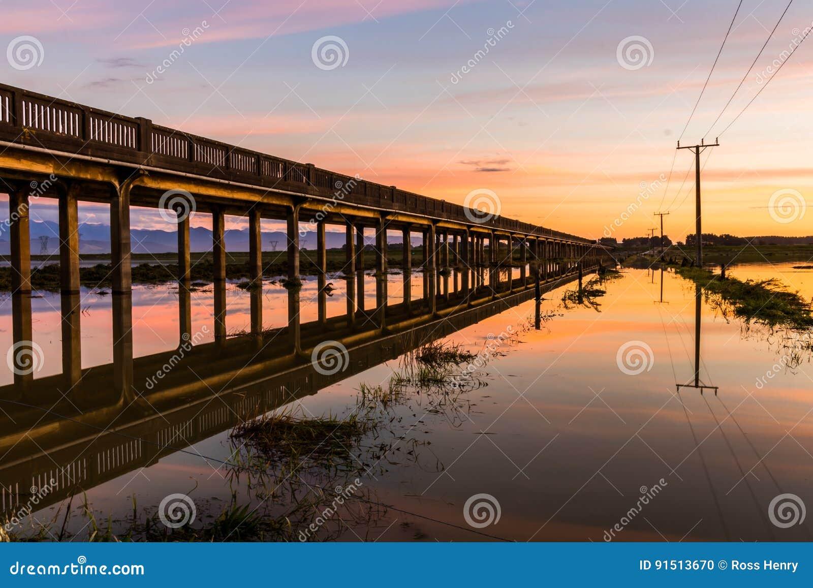 Whirokino Trestle Bridge