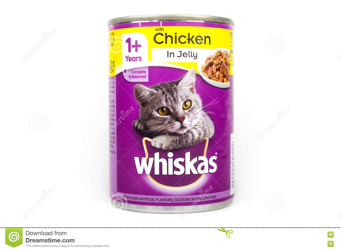 Brand Of Cat Food By Whiskas