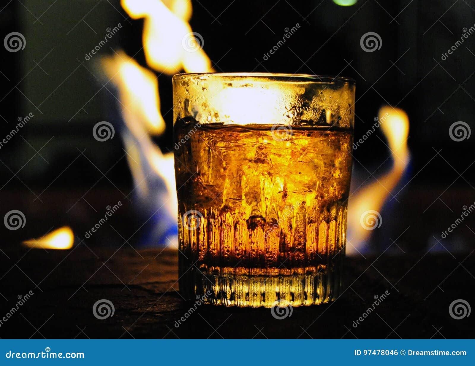 Whiskey dal fuoco
