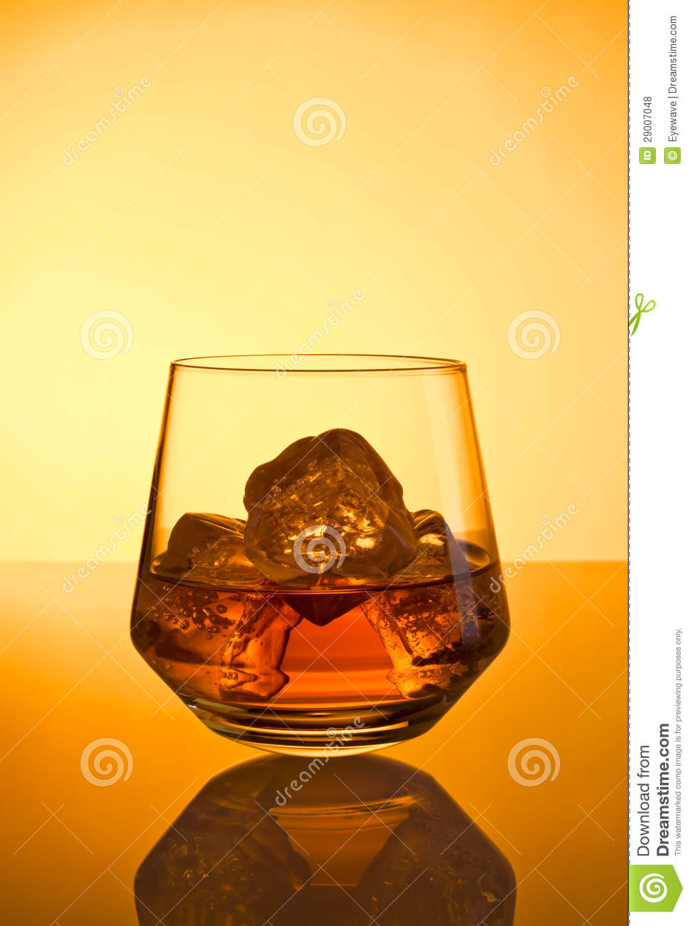 Whiskey sur les roches