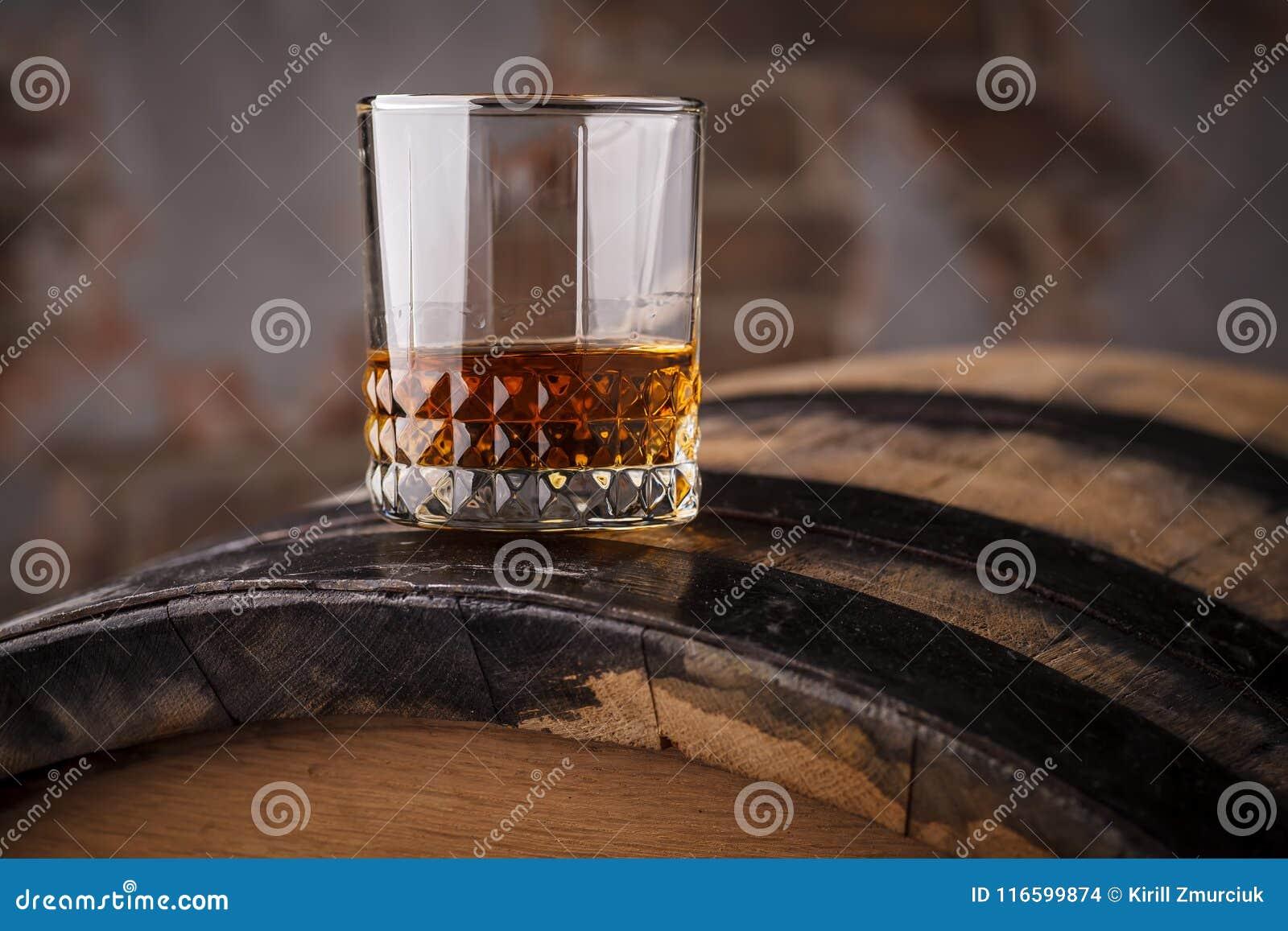 Whiskey sur un baril