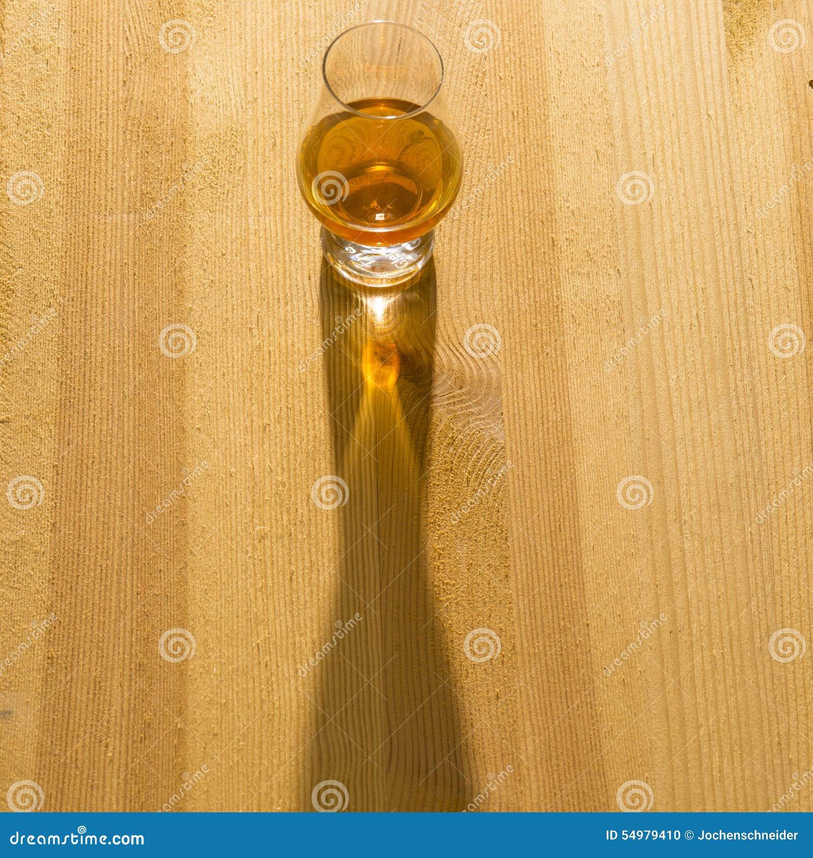 Whisky med solskugga