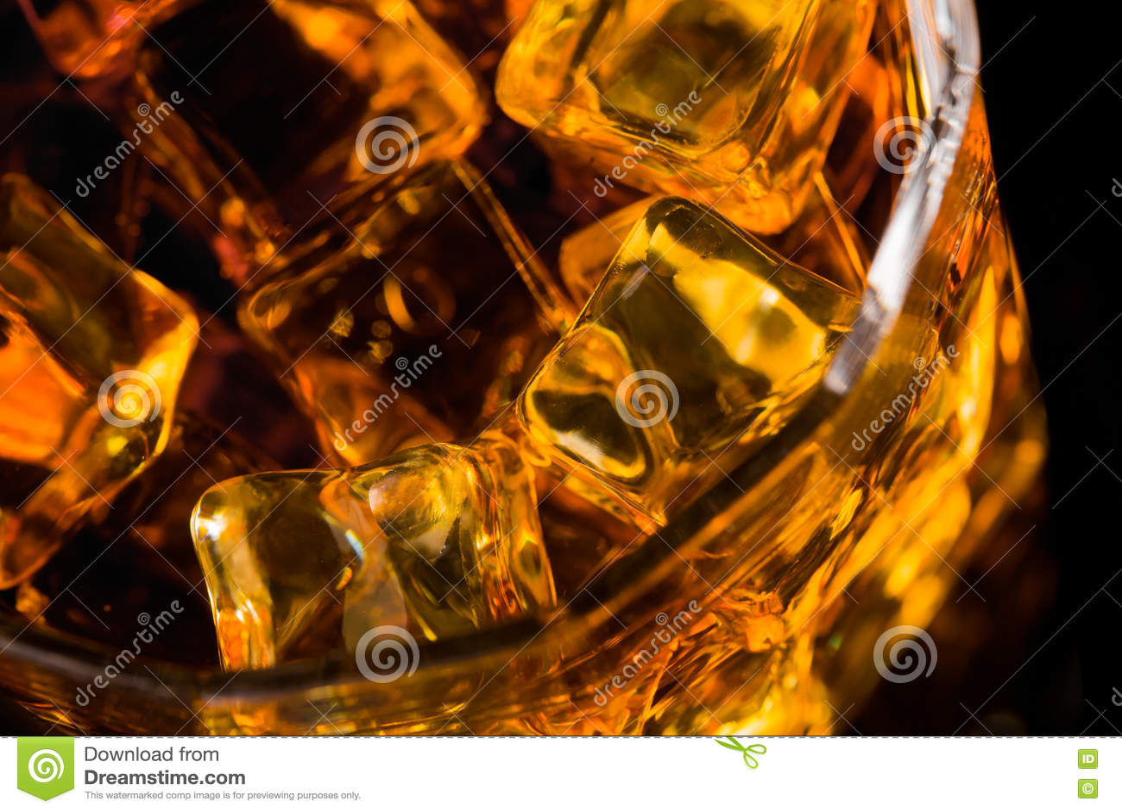 Whisky och is