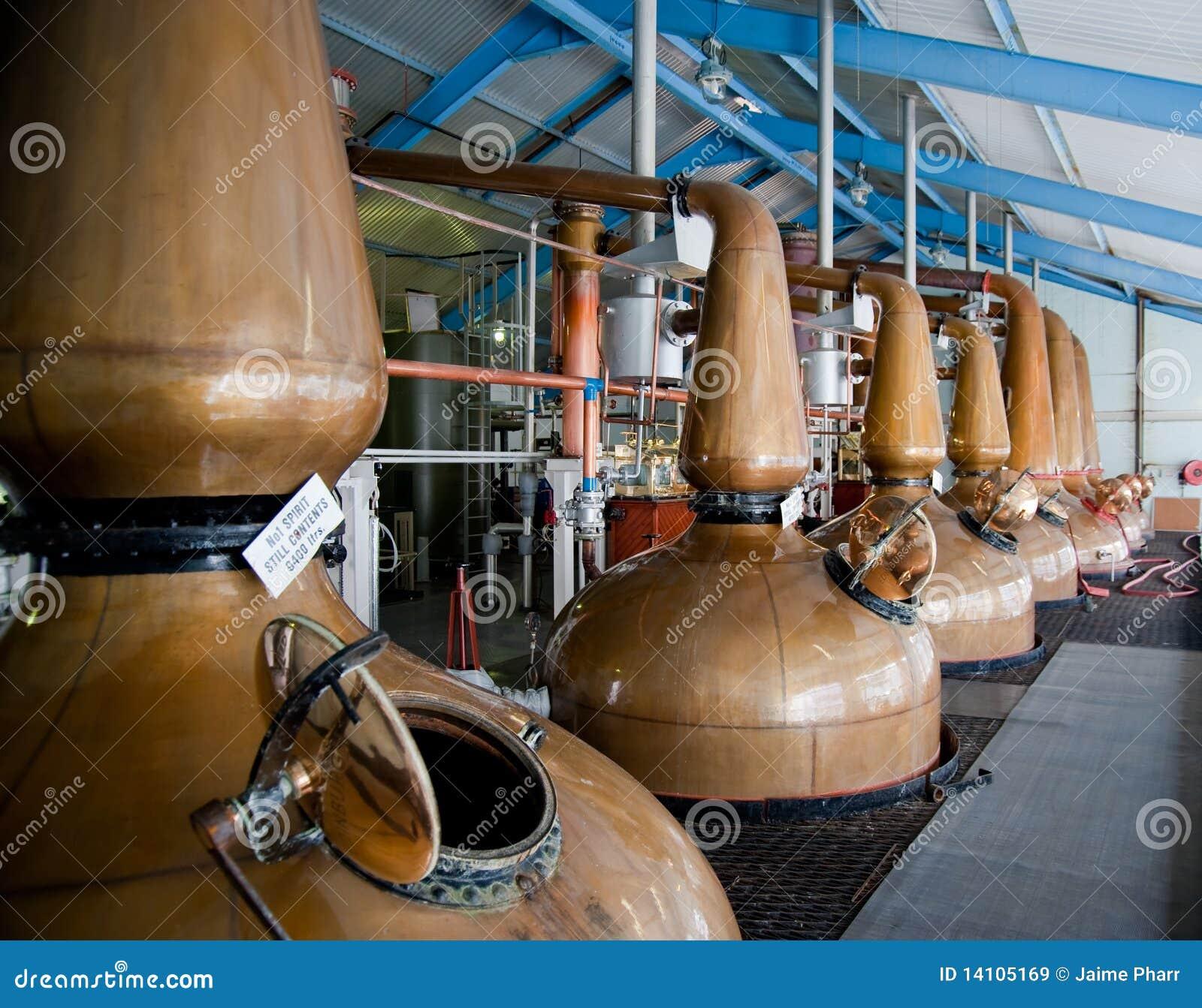 Whiskybrennereistille