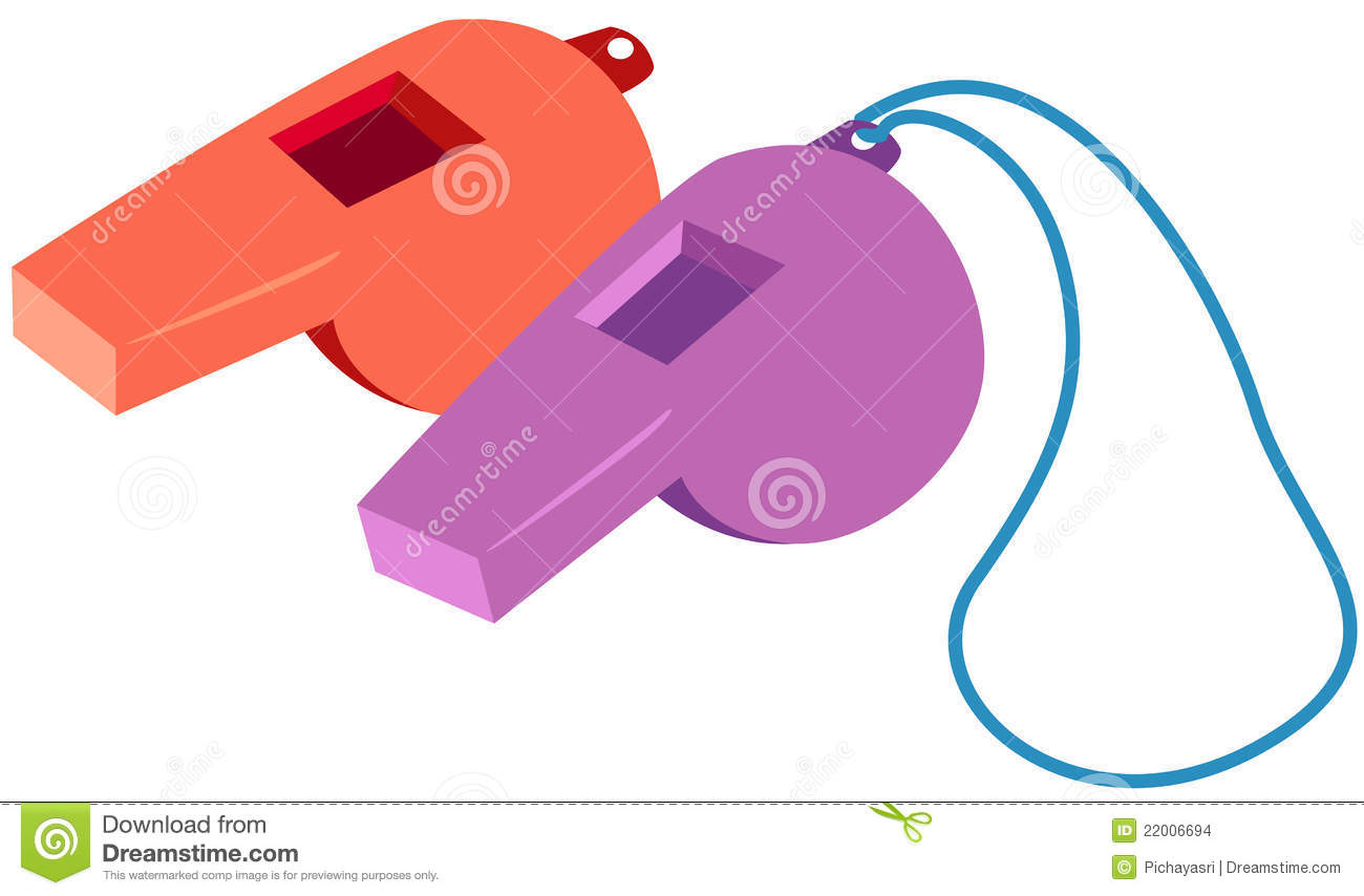 Whistles Stock Images Image 22006694