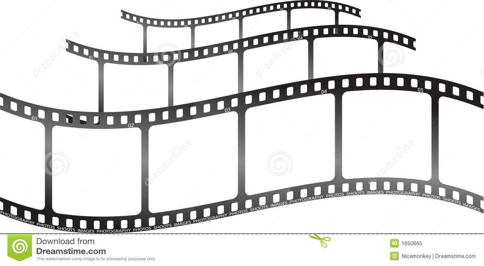 Whita film tripple h wave