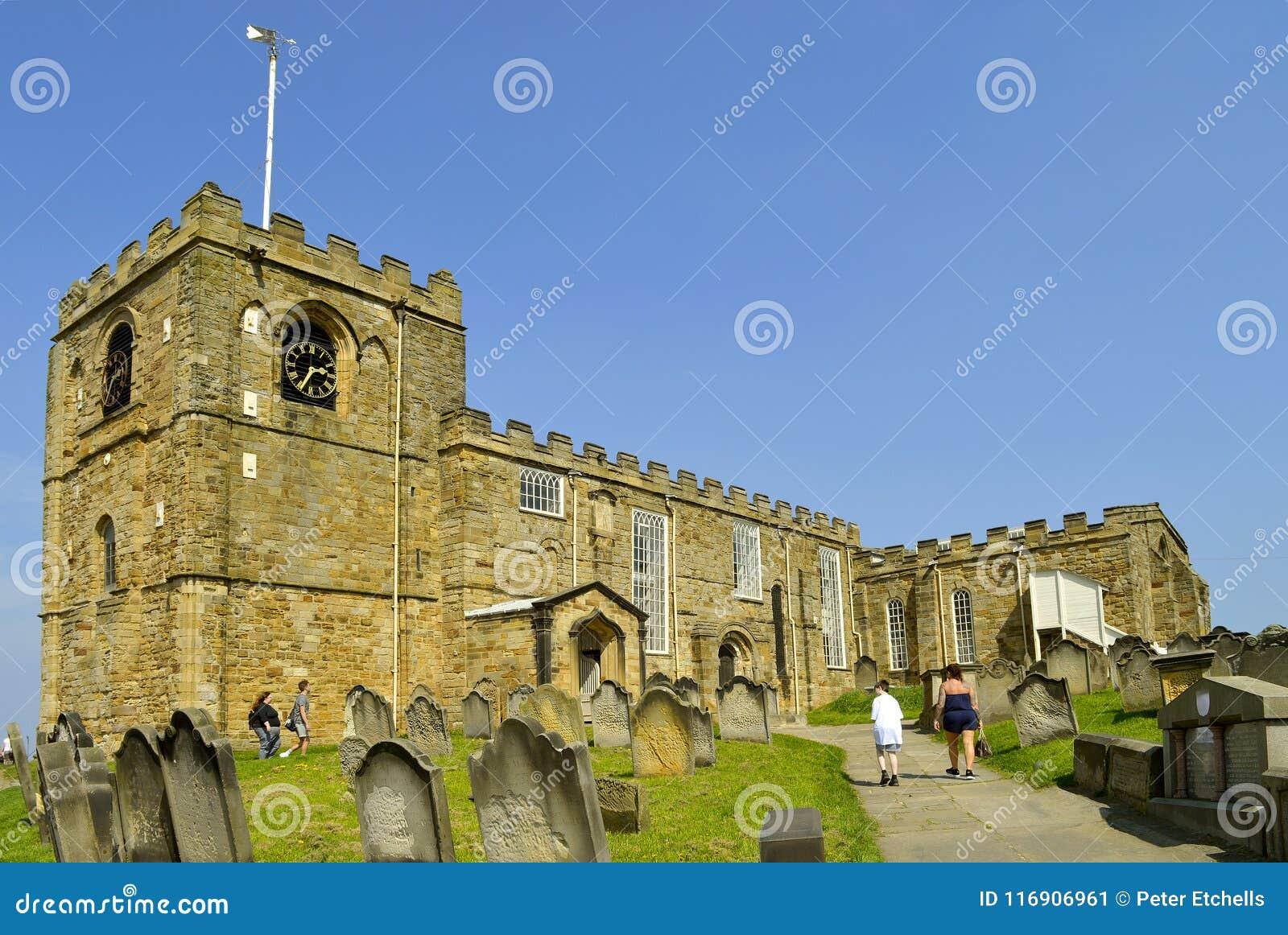Whitby kościół święty Mary