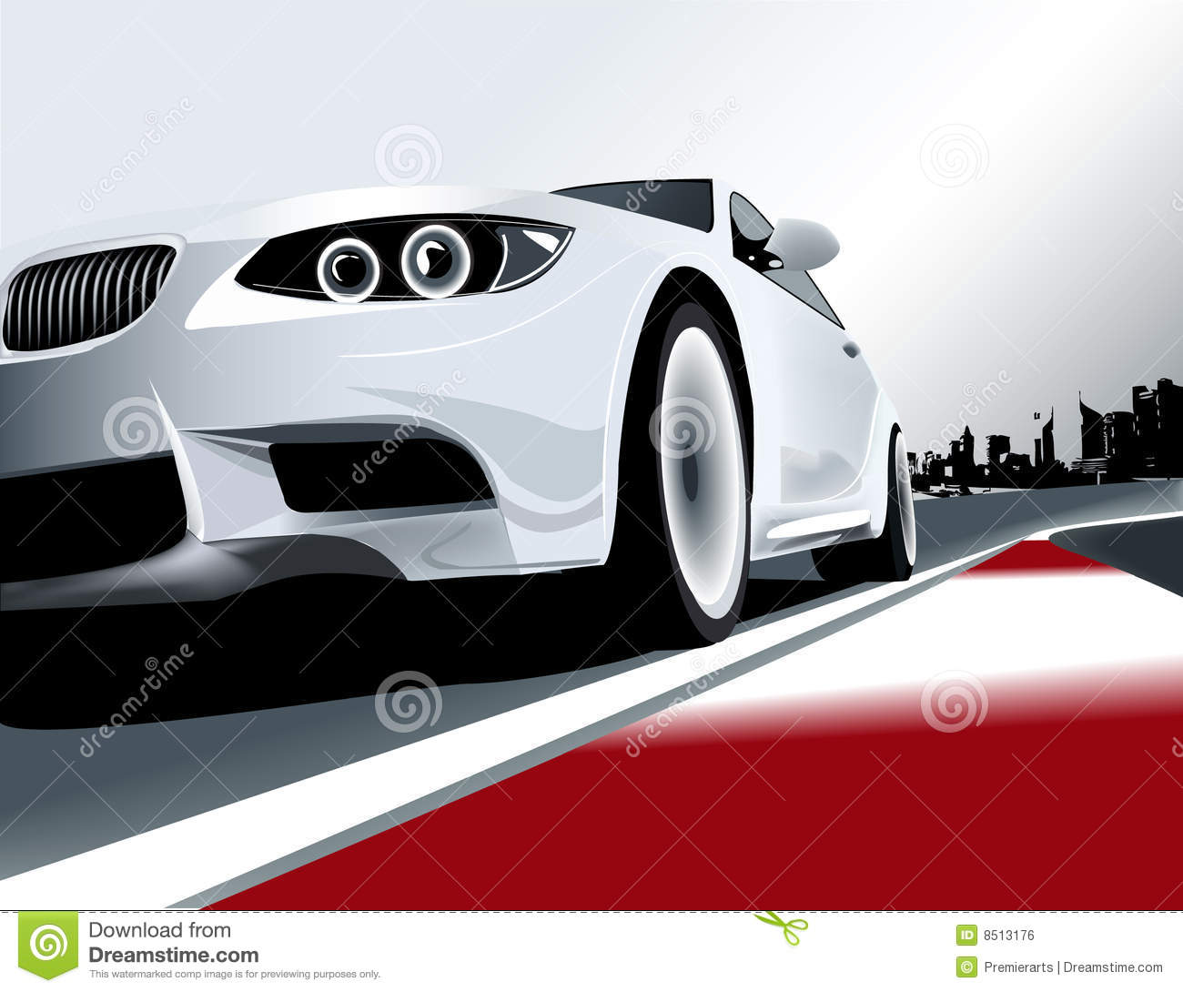 Bmw Z Series: Bmw Cartoons, Illustrations & Vector Stock Images