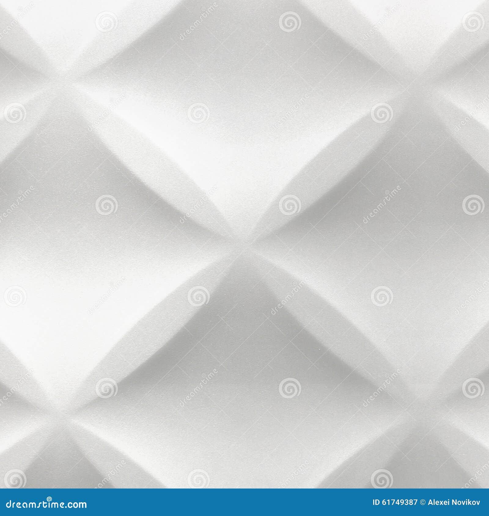 Designer White Abstract Ceramic Wall Tile Pack Of 8 L: White Abstract 3D Modern Home Interior Polystyrene Tile
