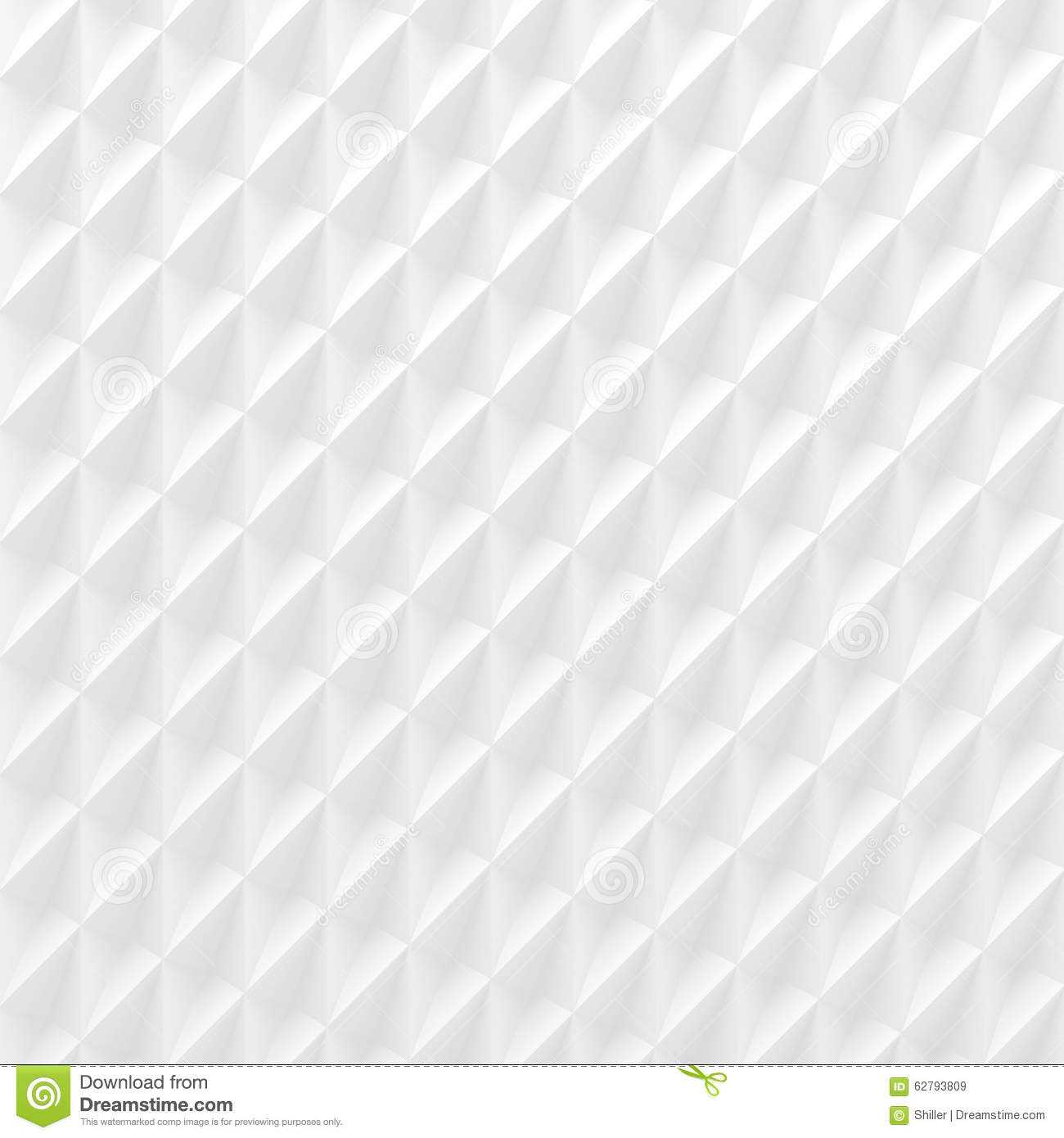 White Abstract Relief Surface Pattern