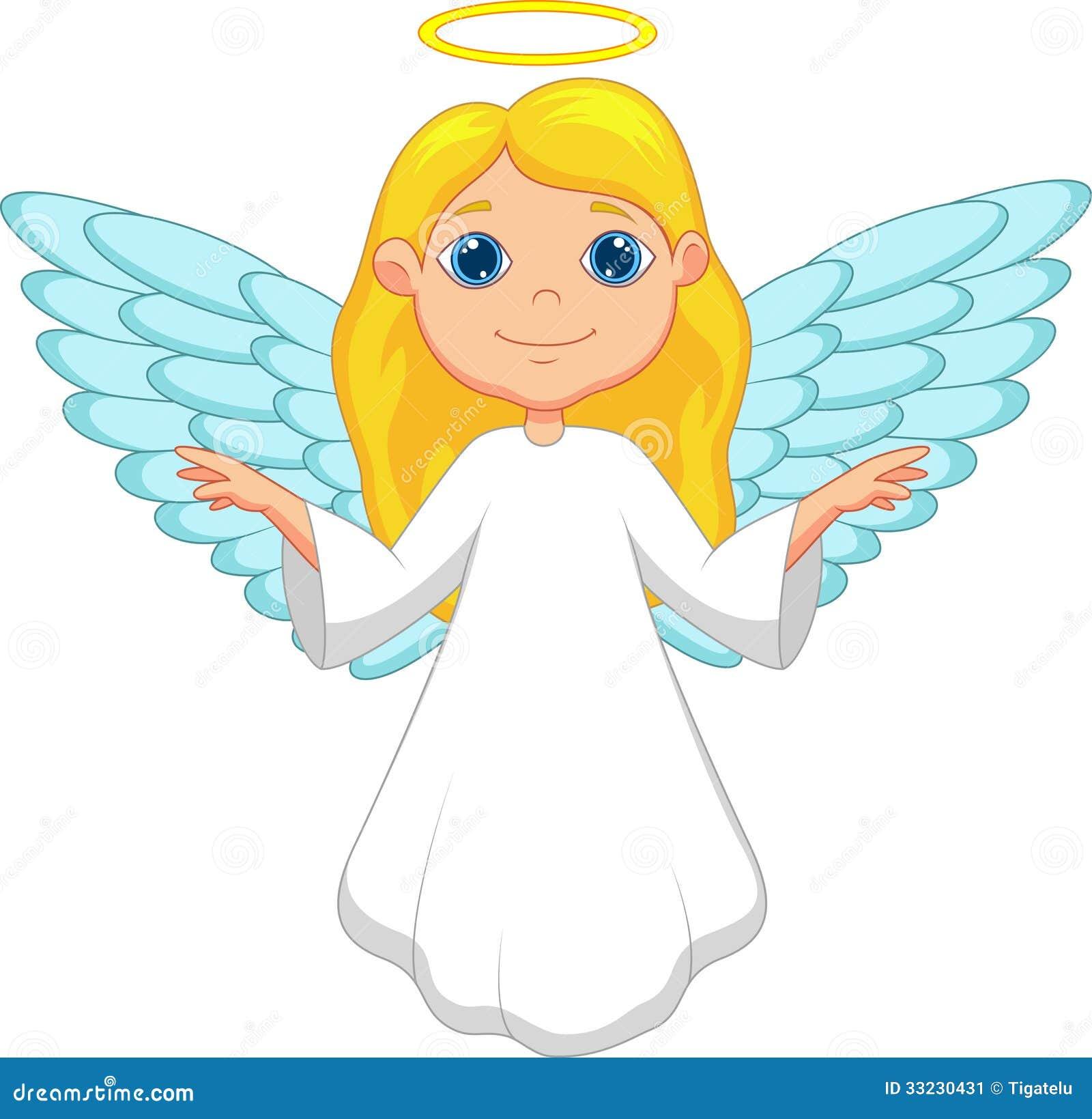 cartoon angel clipart - photo #28