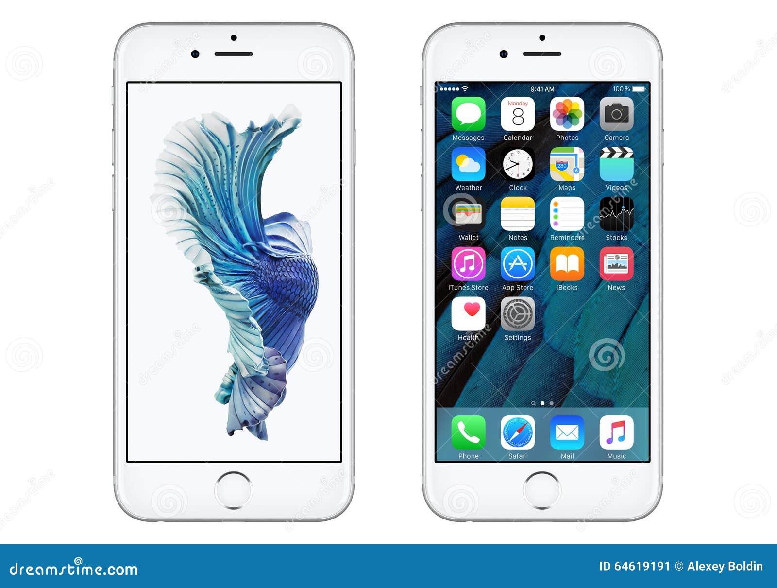Iphone 6s Stock Wallpaper