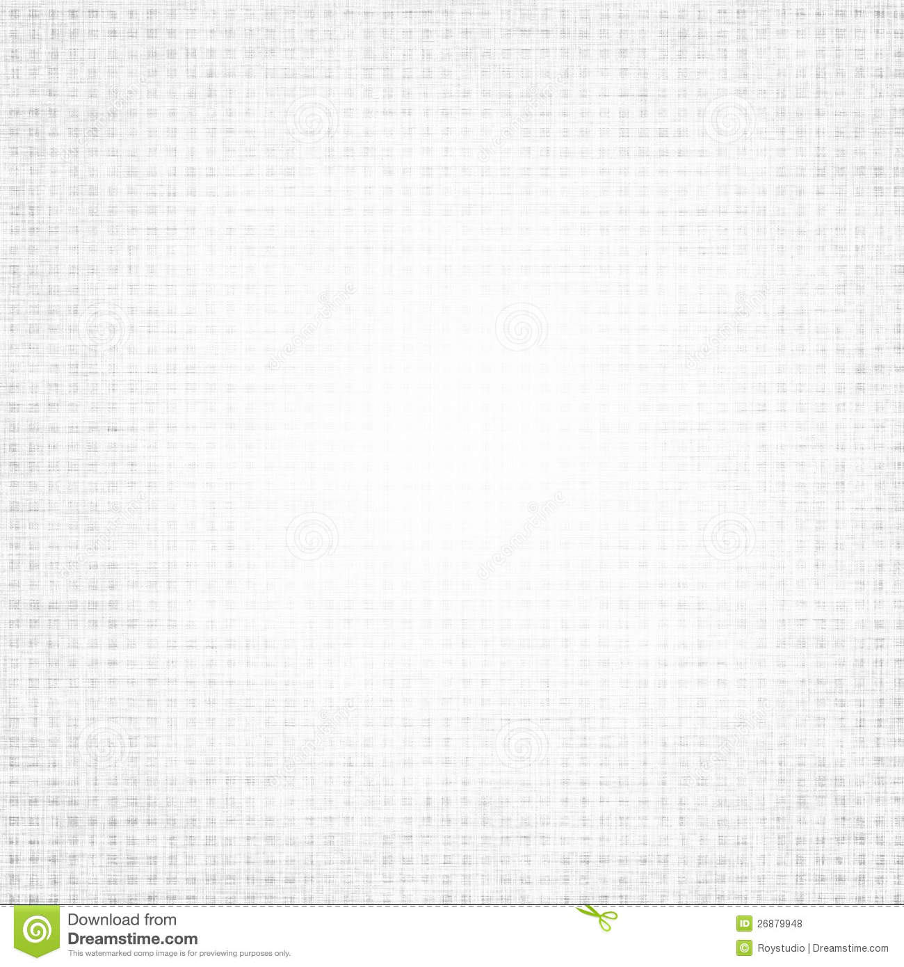 White background canvas texture delicate grid pattern