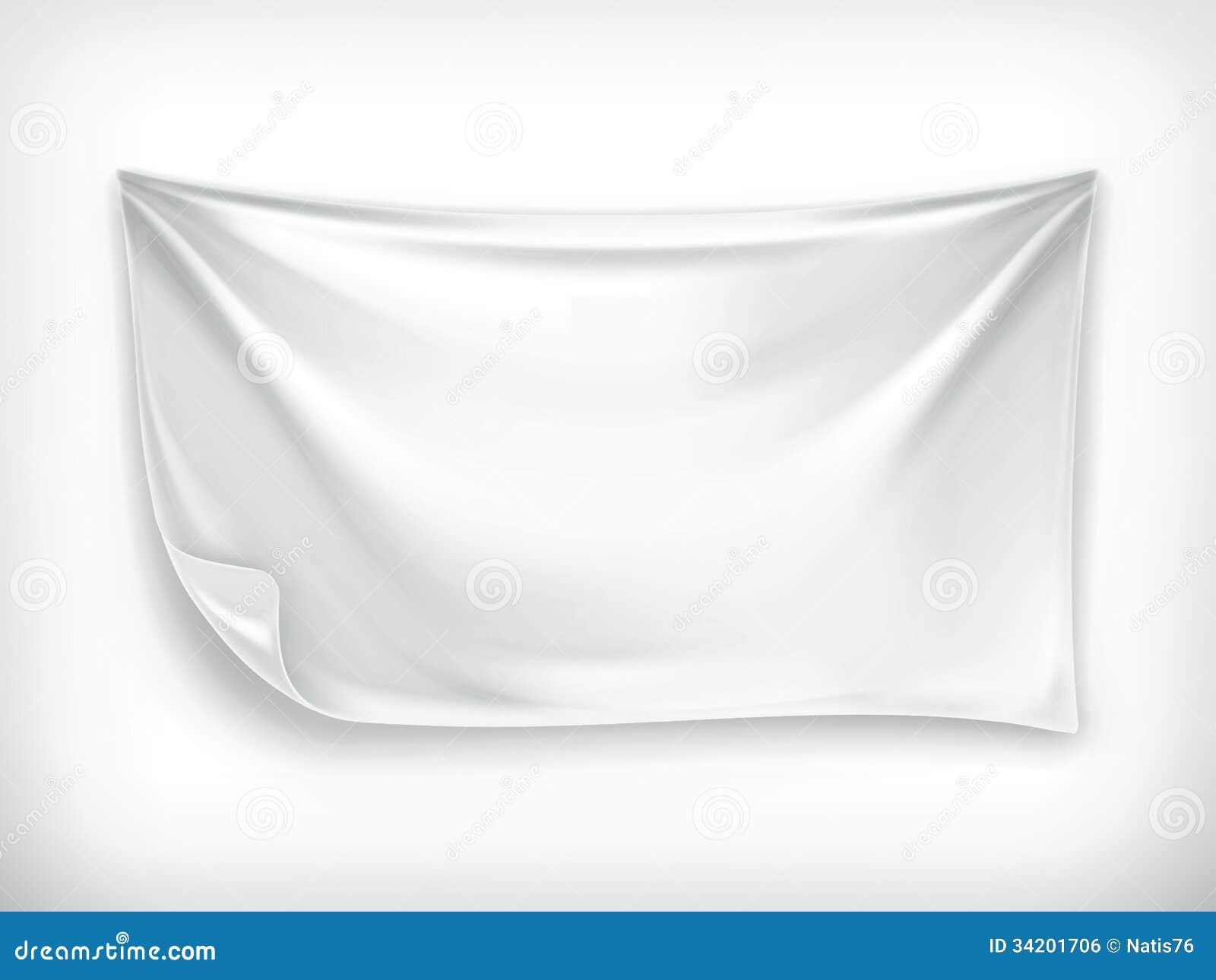 Blank Cloth Banner - Blank vinyl banners