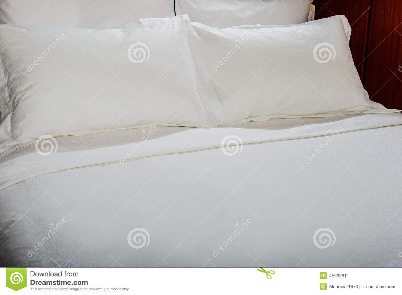 White bed pillows - Bed Pillows Set Sheets White