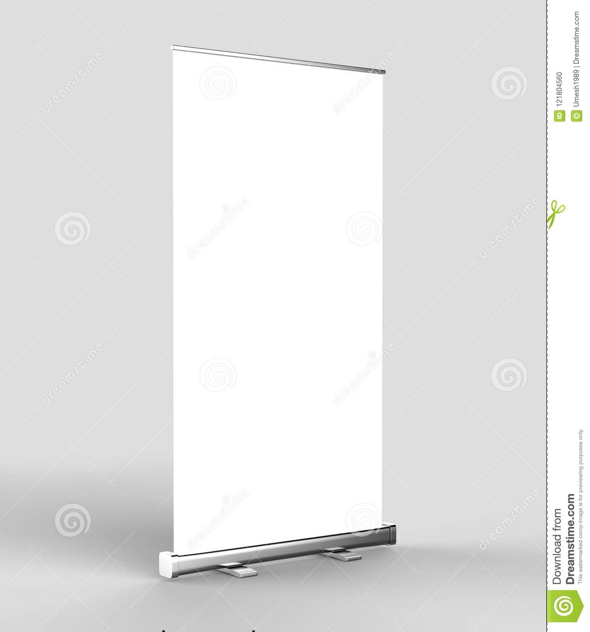 White blank empty high resolution business roll up and standee white blank empty high resolution business roll up and standee banner display mock up template for your design presentation accmission Image collections