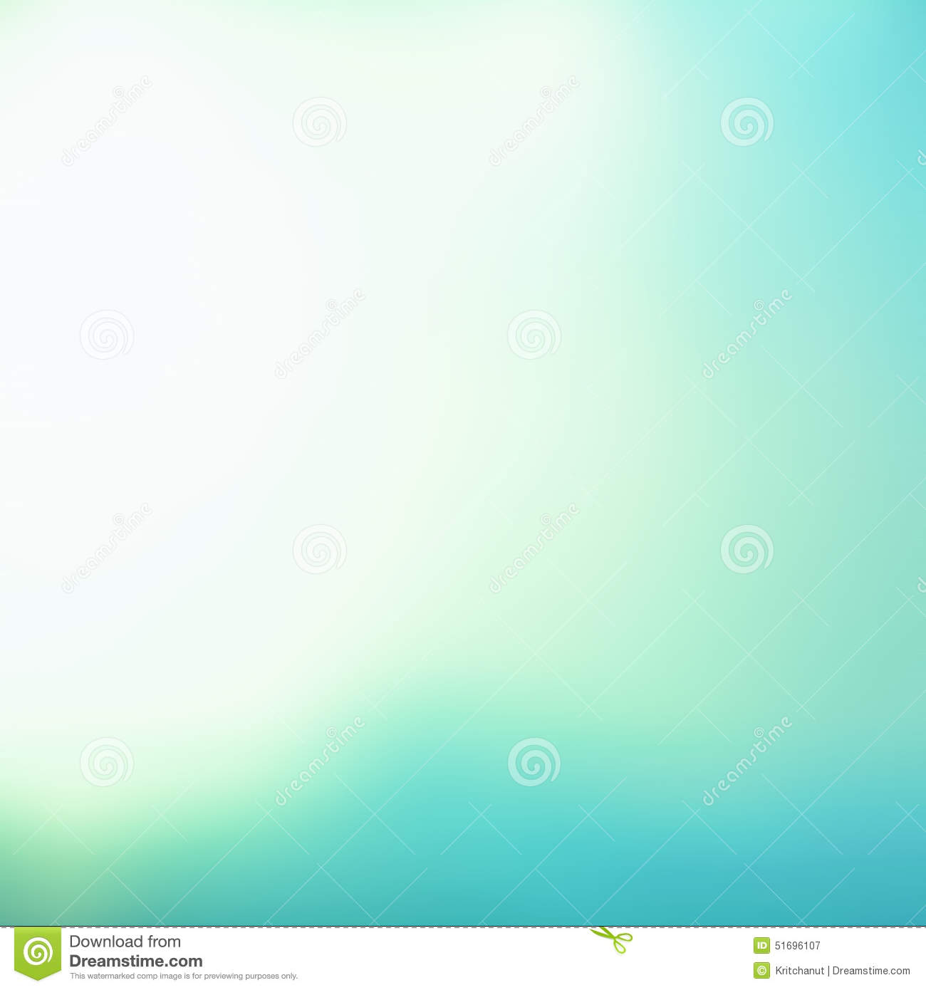White Blue Gradient Abstract Background Stock Photo