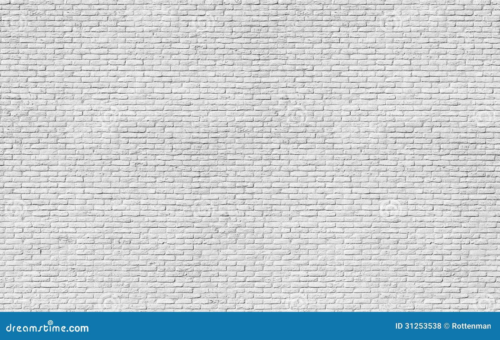 White Brick Texture Royalty Free Stock Photos Image
