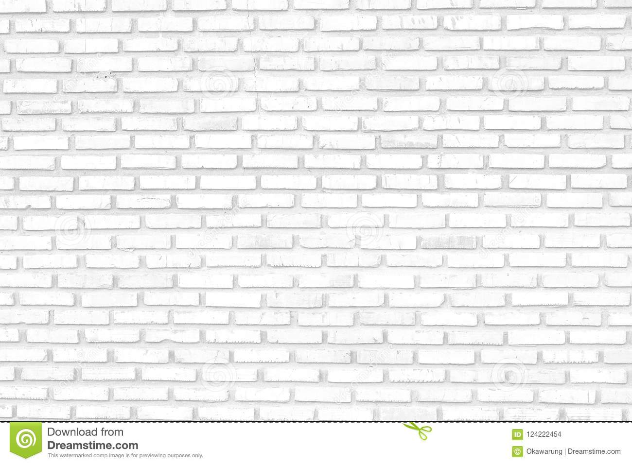White Brick Wall Background White Brick Wall Texture Of Modern Ideal For Background And Used In Interior Design Stock Photo Image Of Architecture Marble 124222454