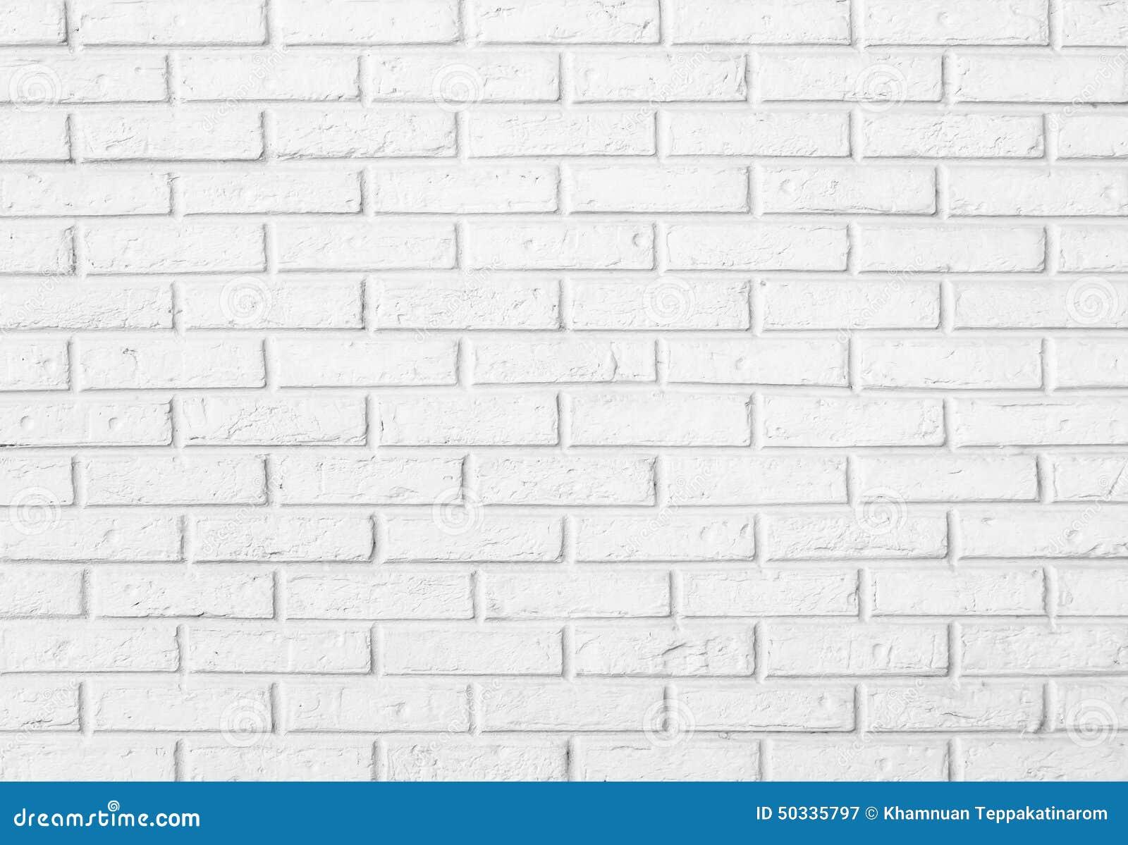 White brick wall pattern background stock photo image - Brick wall patterns designs ...