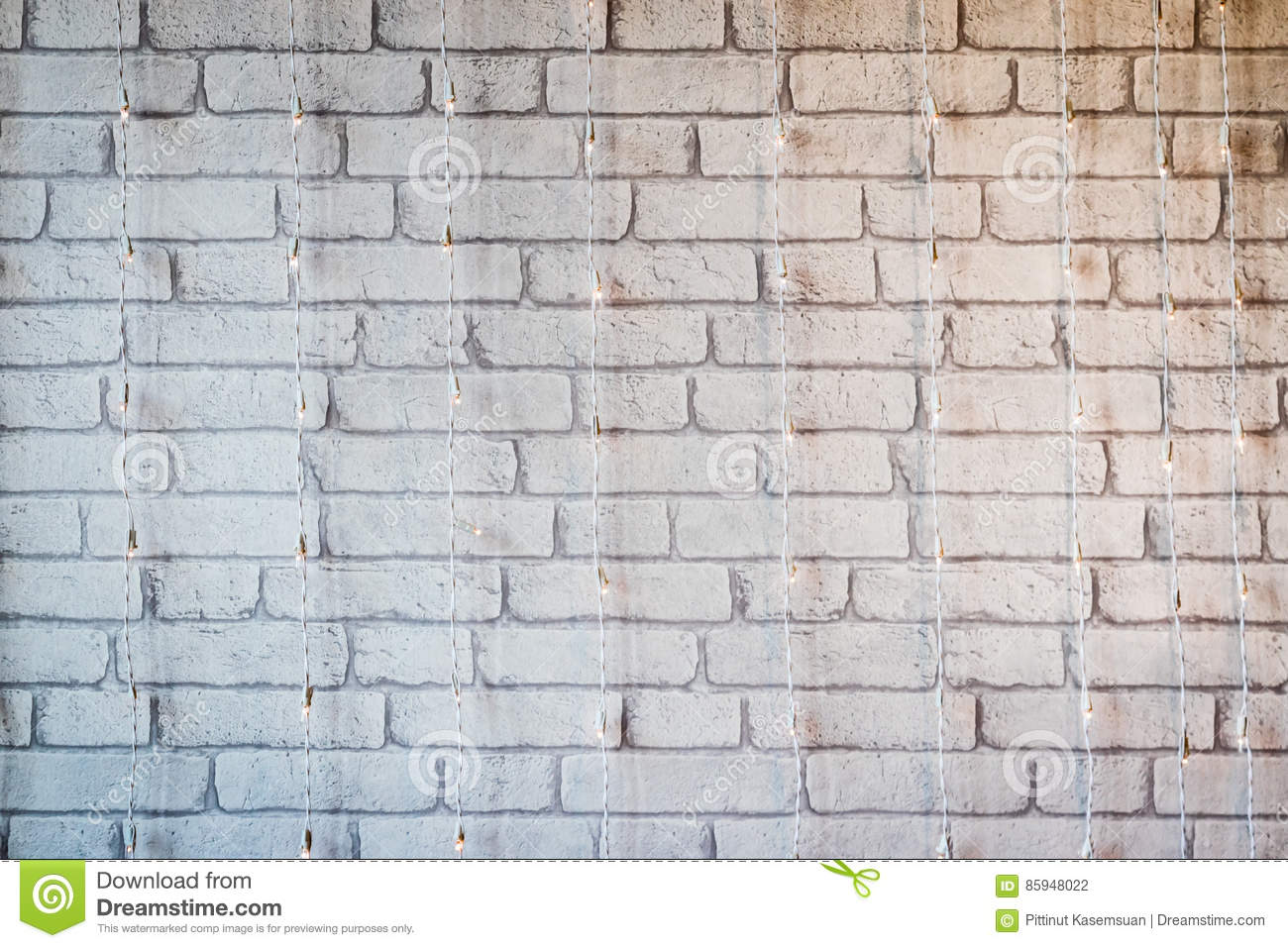 White Brick Wall Texture Background Old Solid Material Design Stock Photo Image Of Brick