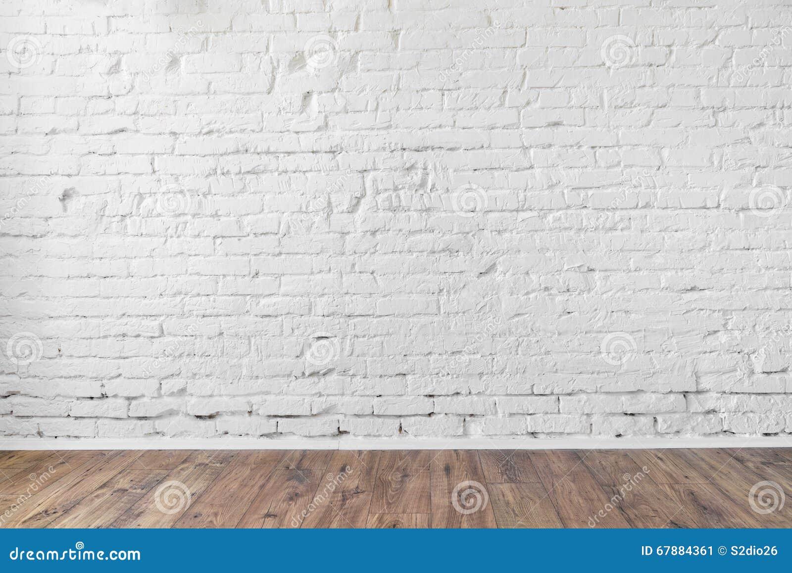 White Brick Wall Background Royalty Free Stock Image