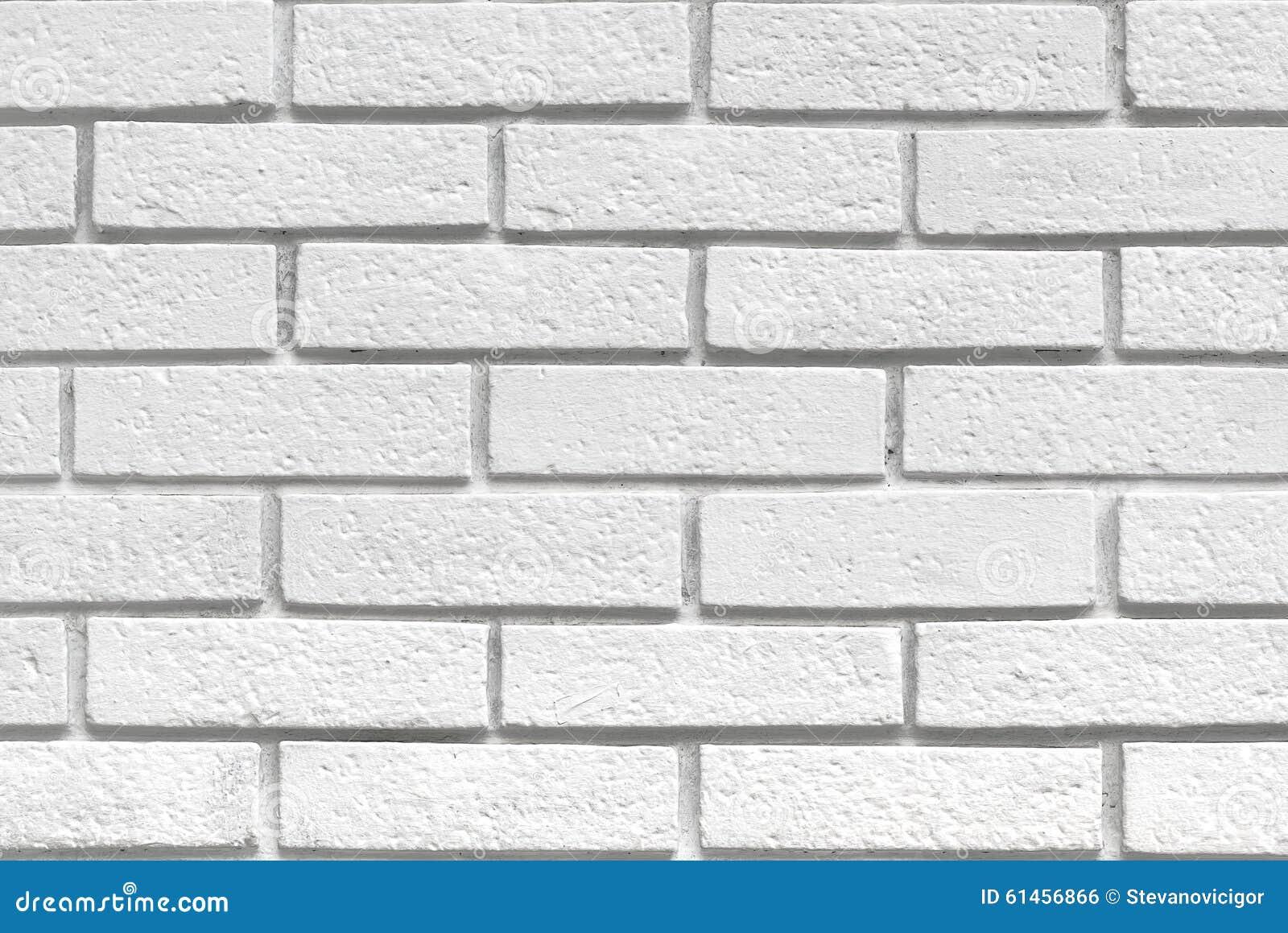 White bricks texture stock photo image 61456866 for Exterior brick design patterns
