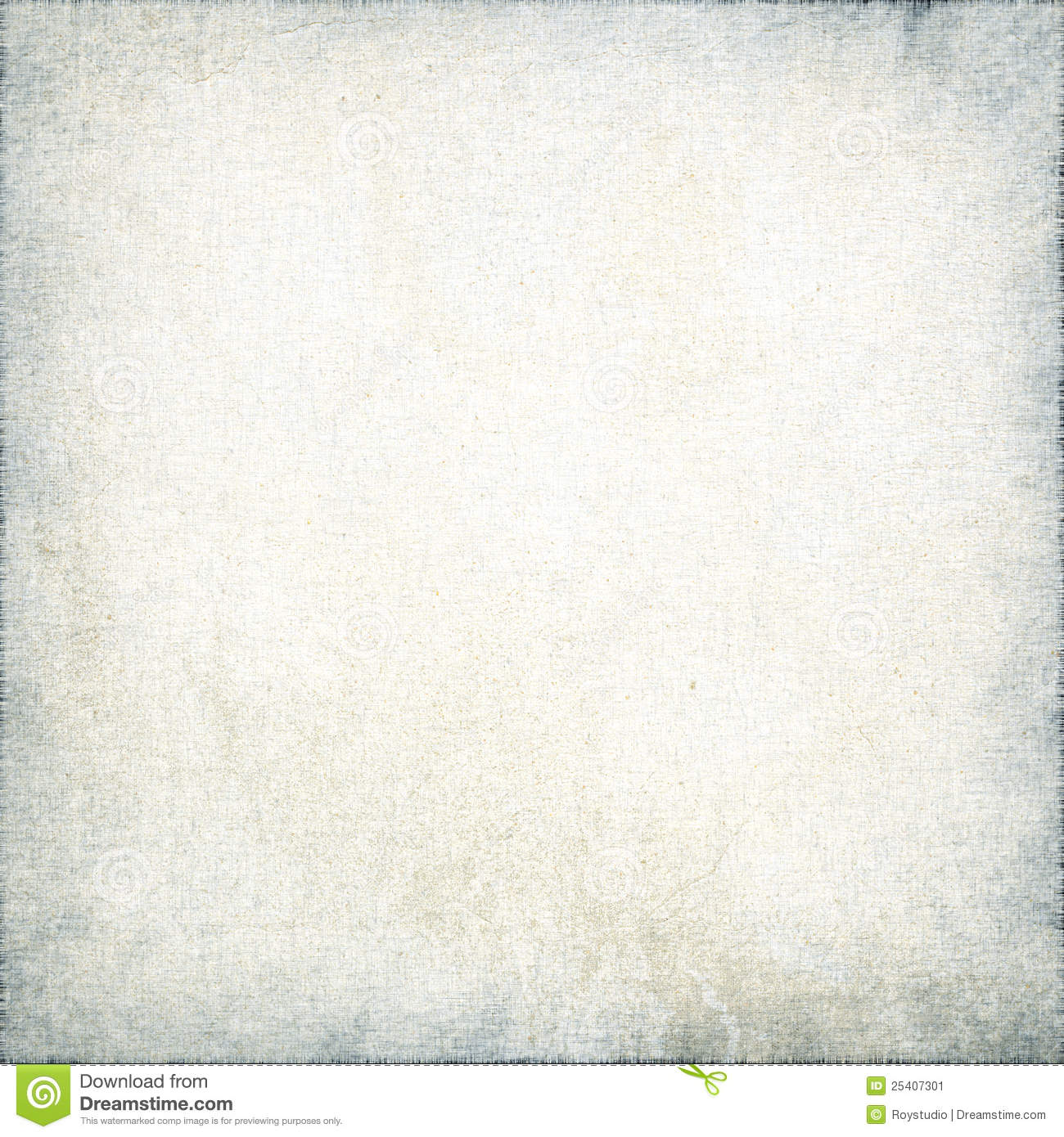 Blue wall paint texture - White Canvas Texture Vignette Grunge Background Stock