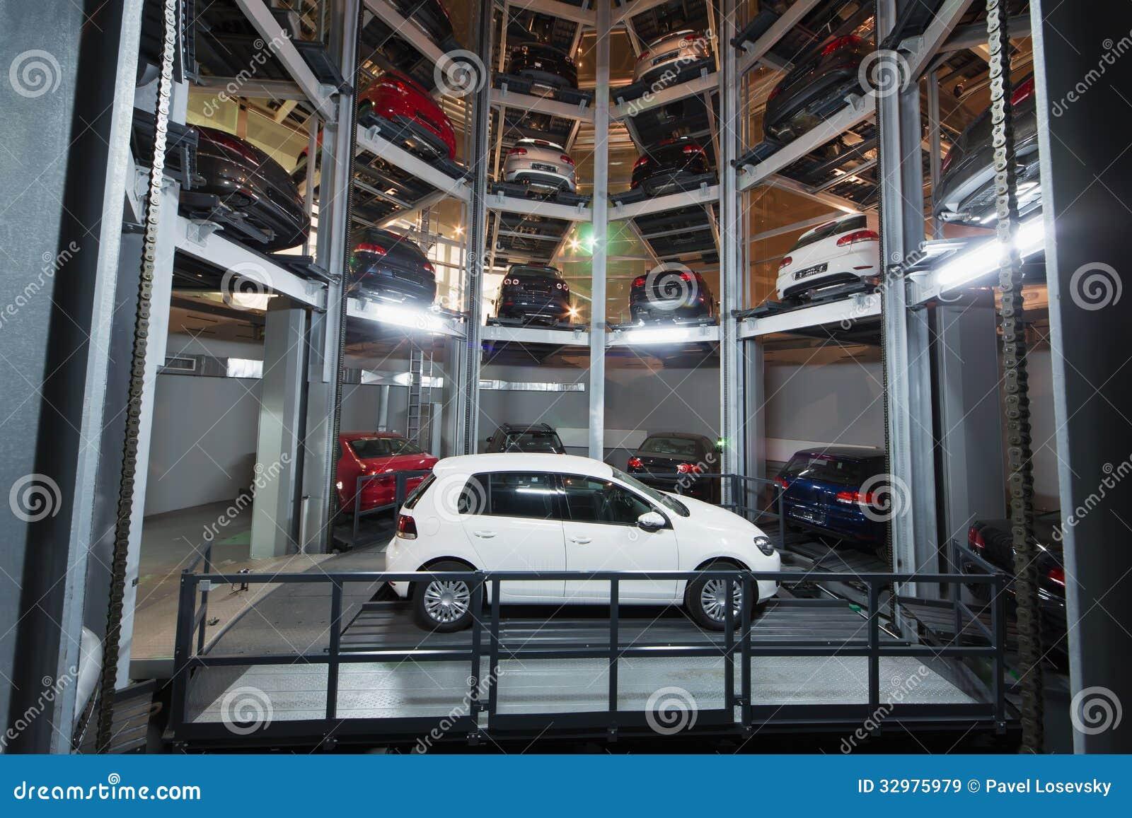 Multilevel Car Parking System Pdf