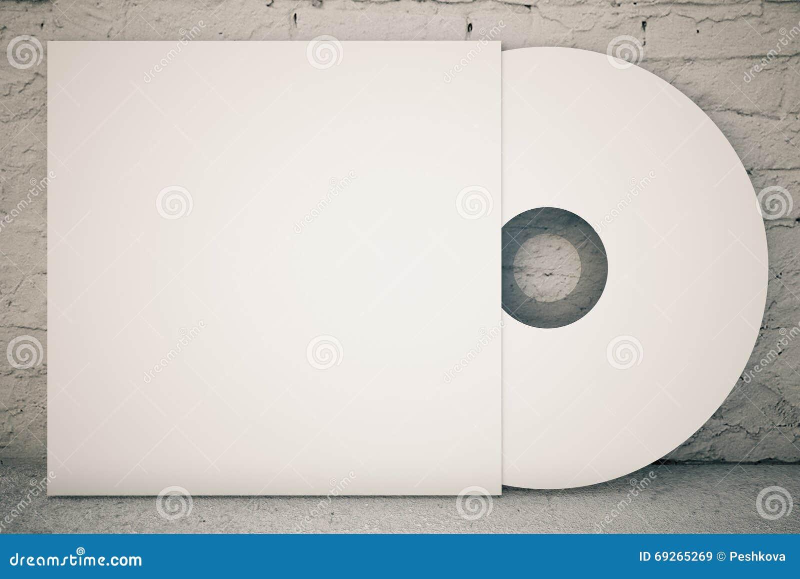White cd disk stock illustration image 69265269 - Cd concreet ...