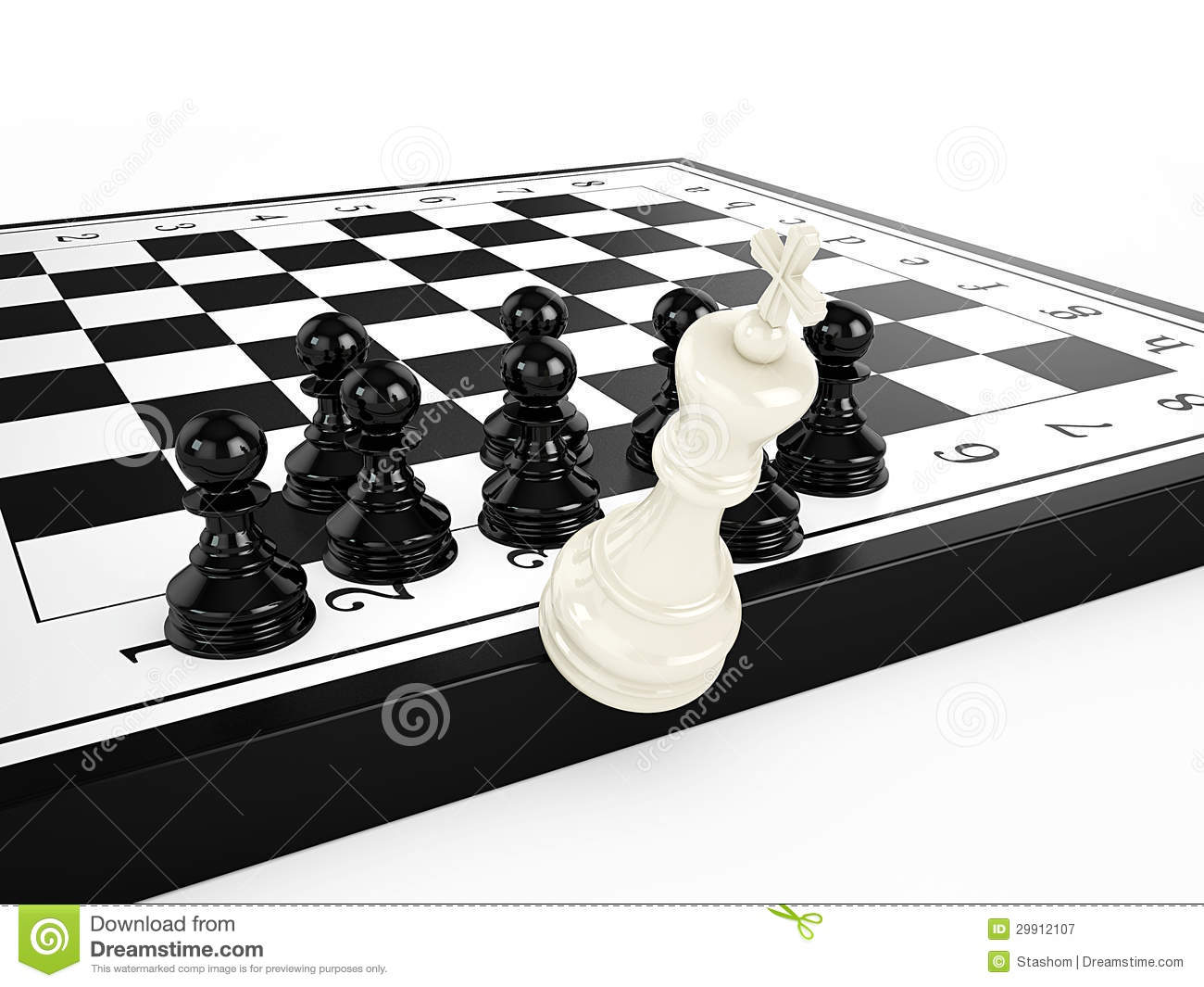 free illustration chessboard render - photo #17