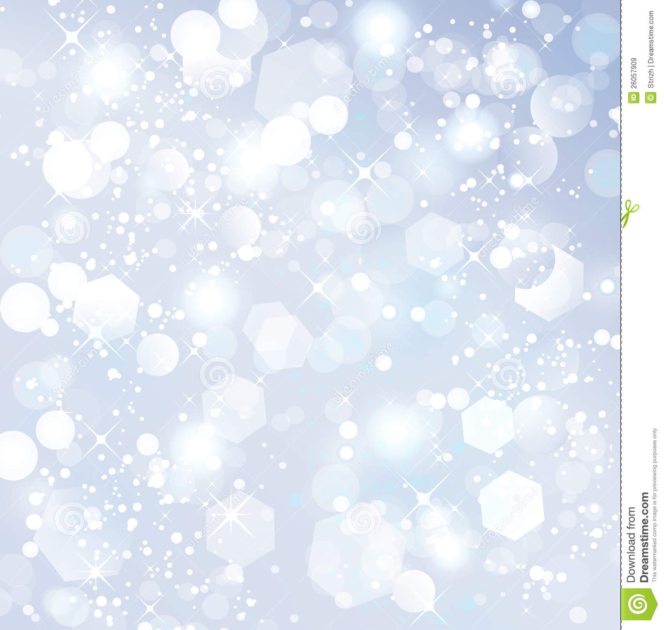 White Christmas Background Royalty Free Stock Images - Image: 26057909