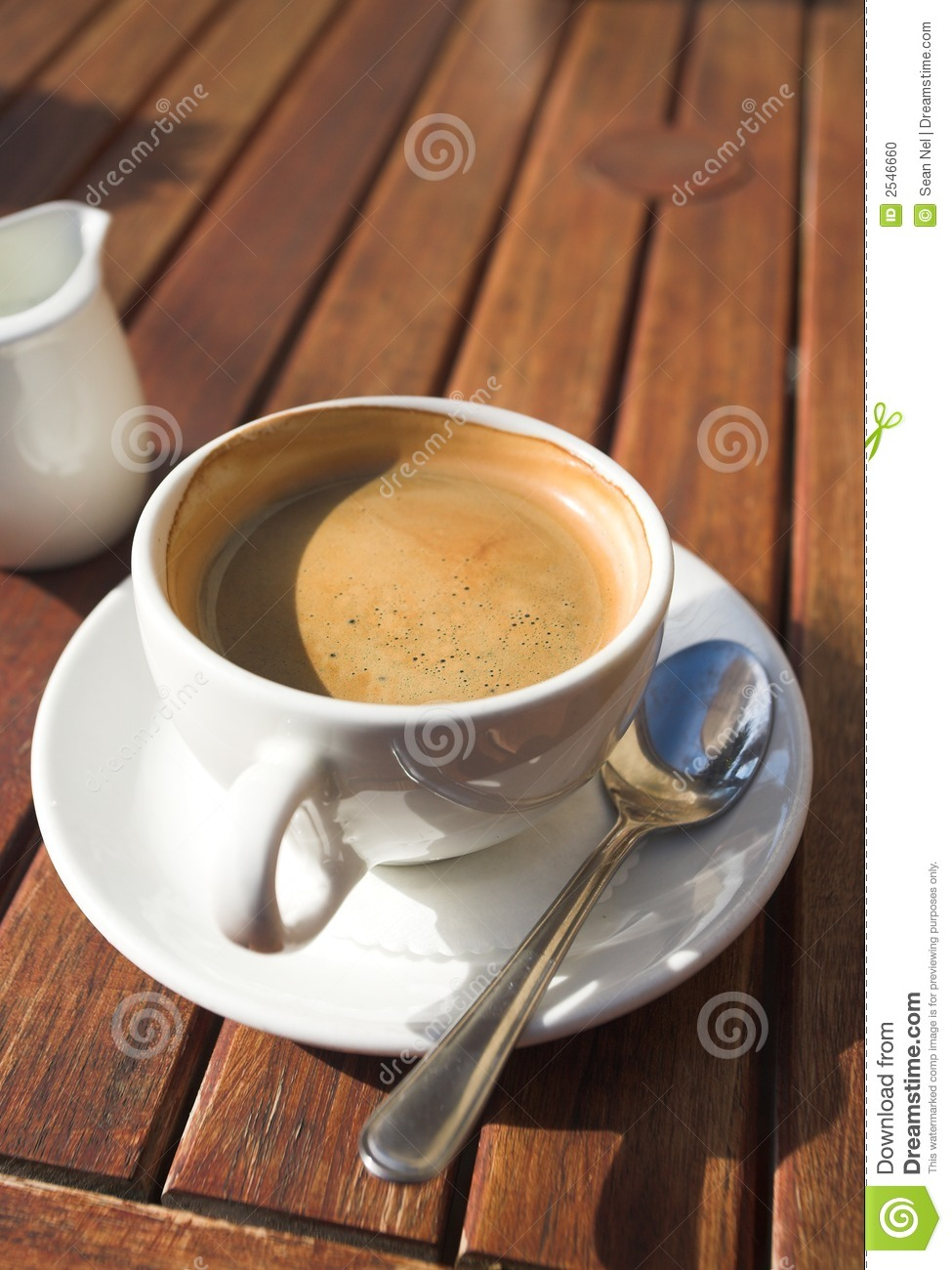 White coffee cup on table stock photo image of table 2546660 white coffee cup on table geotapseo Gallery