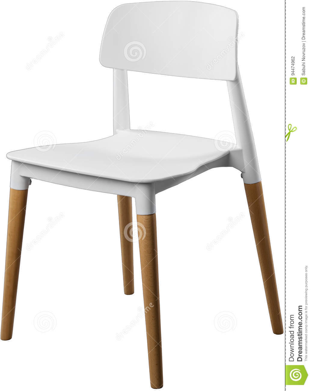 White color plastic chair modern designer chair on for Designer chair images