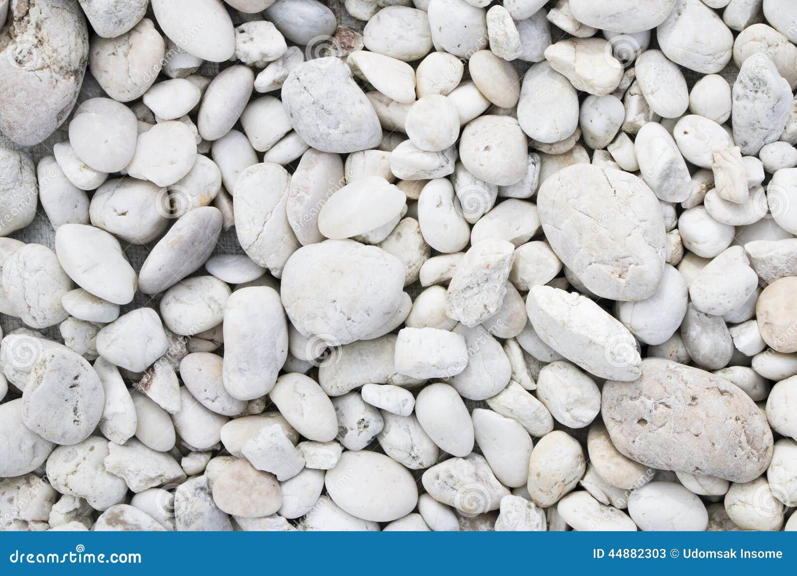 White colour stone background
