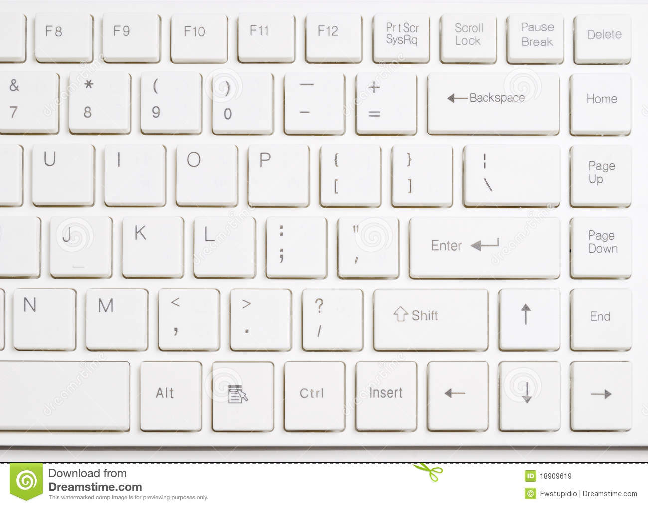 Handwriting Keyboard For Pc : writing on a white computer keyboard stock image 1855489 ~ Russianpoet.info Haus und Dekorationen