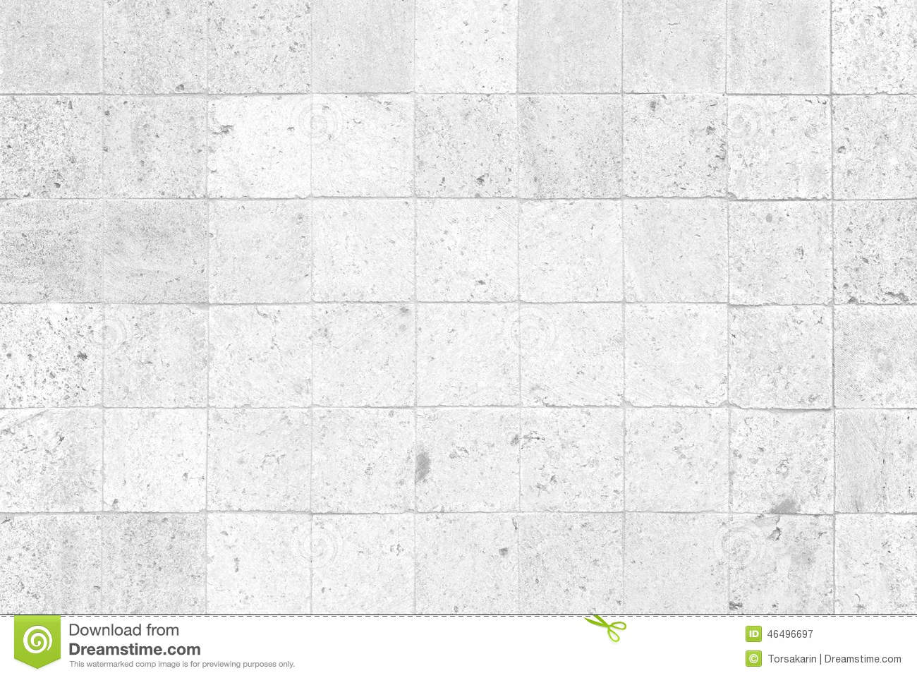 White Concrete Wall : White concrete tile wall stock photo image
