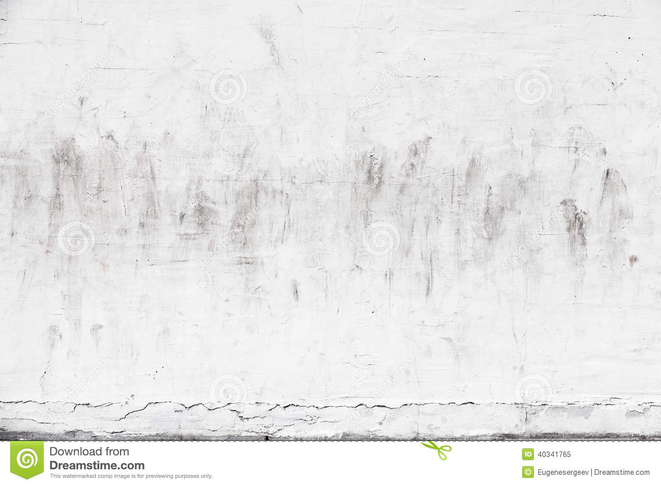 White Cement Wall Paint