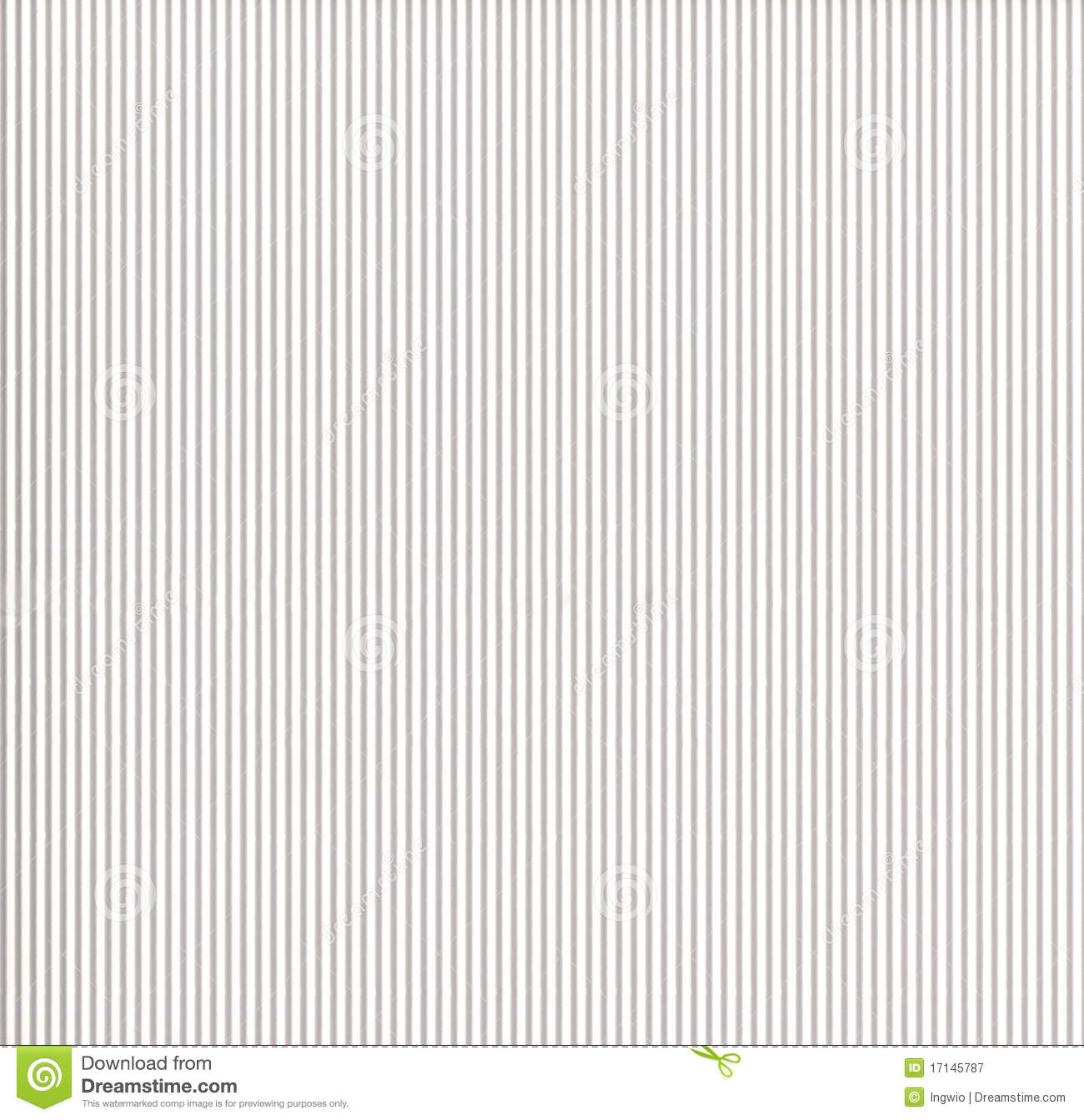 White Corrugated Cardboard Stock Image Image Of Paper