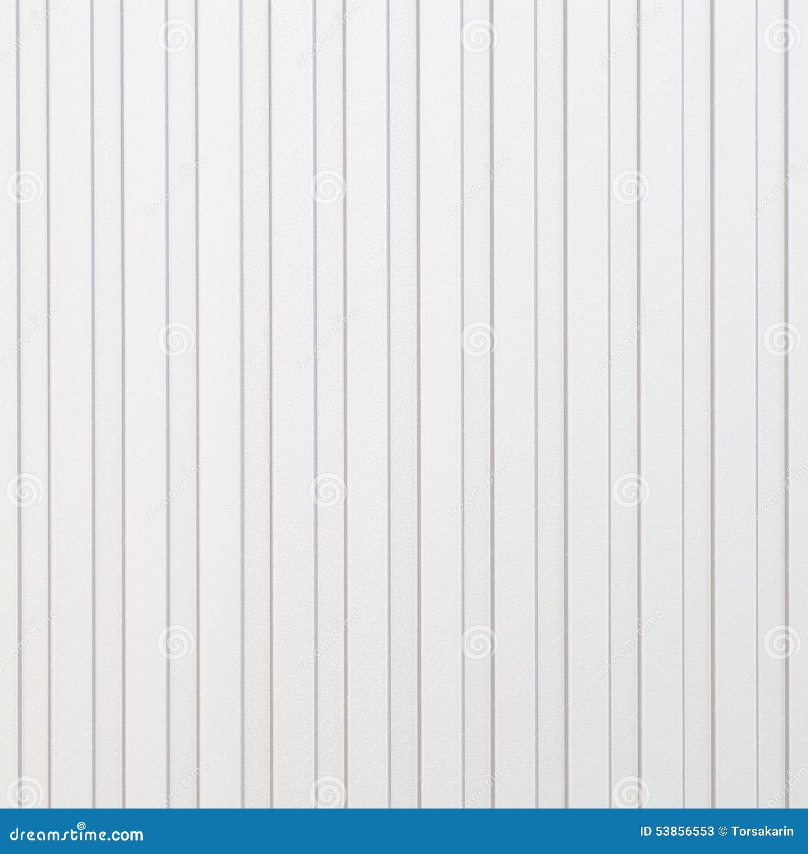 White Corrugated Metal Stock Image Image Of Panel Gray